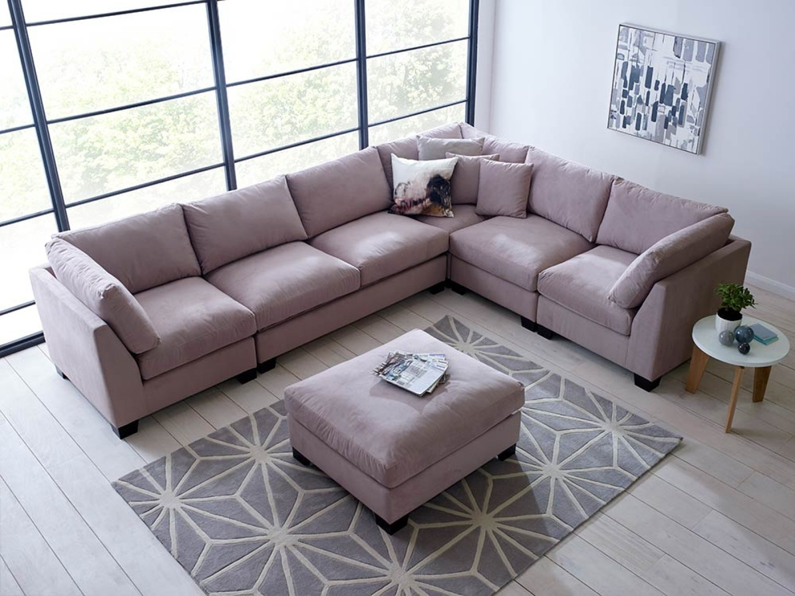 Modular Sofas, Sectional Sofas | Living It Up intended for Sectional Sofas That Can Be Rearranged (Image 6 of 10)