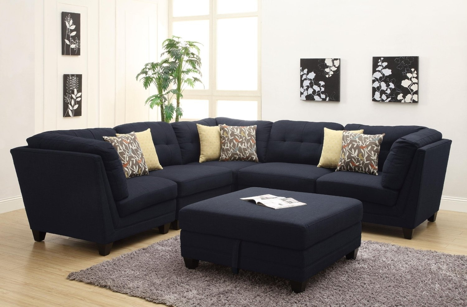 Most Comfortable Sectional Sofa For Fulfilling A Pleasant Atmosphere With Comfy Sectional Sofas (View 6 of 10)