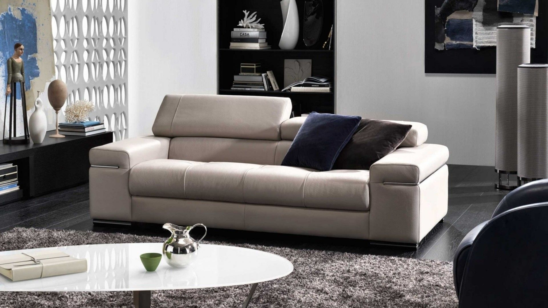 Natuzzi Italia Leather Avana Sofa - Natuzzi Italia Philadelphia regarding Philadelphia Sectional Sofas (Image 3 of 10)