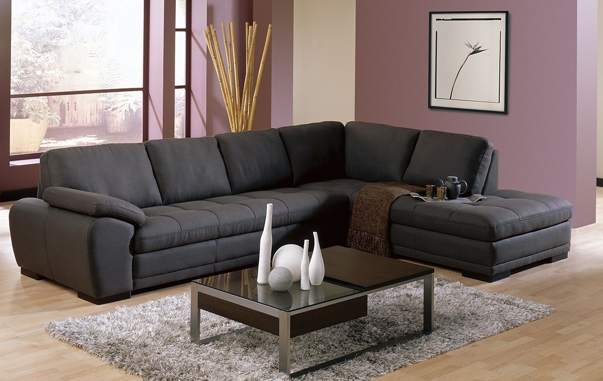 Nebraska Furniture Mart – Palliser Miami Contemporary 2-Piece with Miami Sectional Sofas (Image 3 of 10)