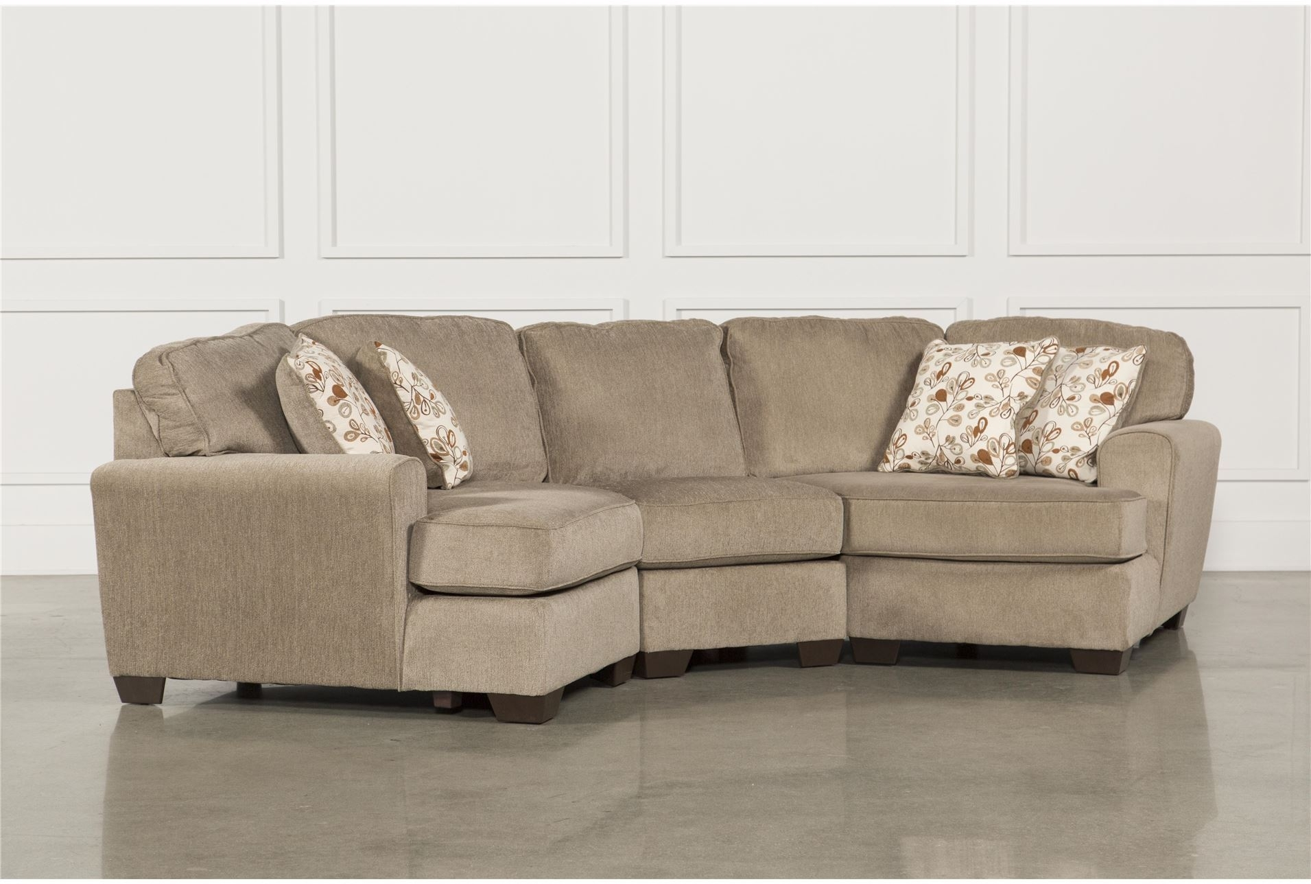 New Cuddler Sectional Sofa 20 For Your Contemporary Sofa Inspiration intended for Sectional Sofas With Cuddler (Image 6 of 10)