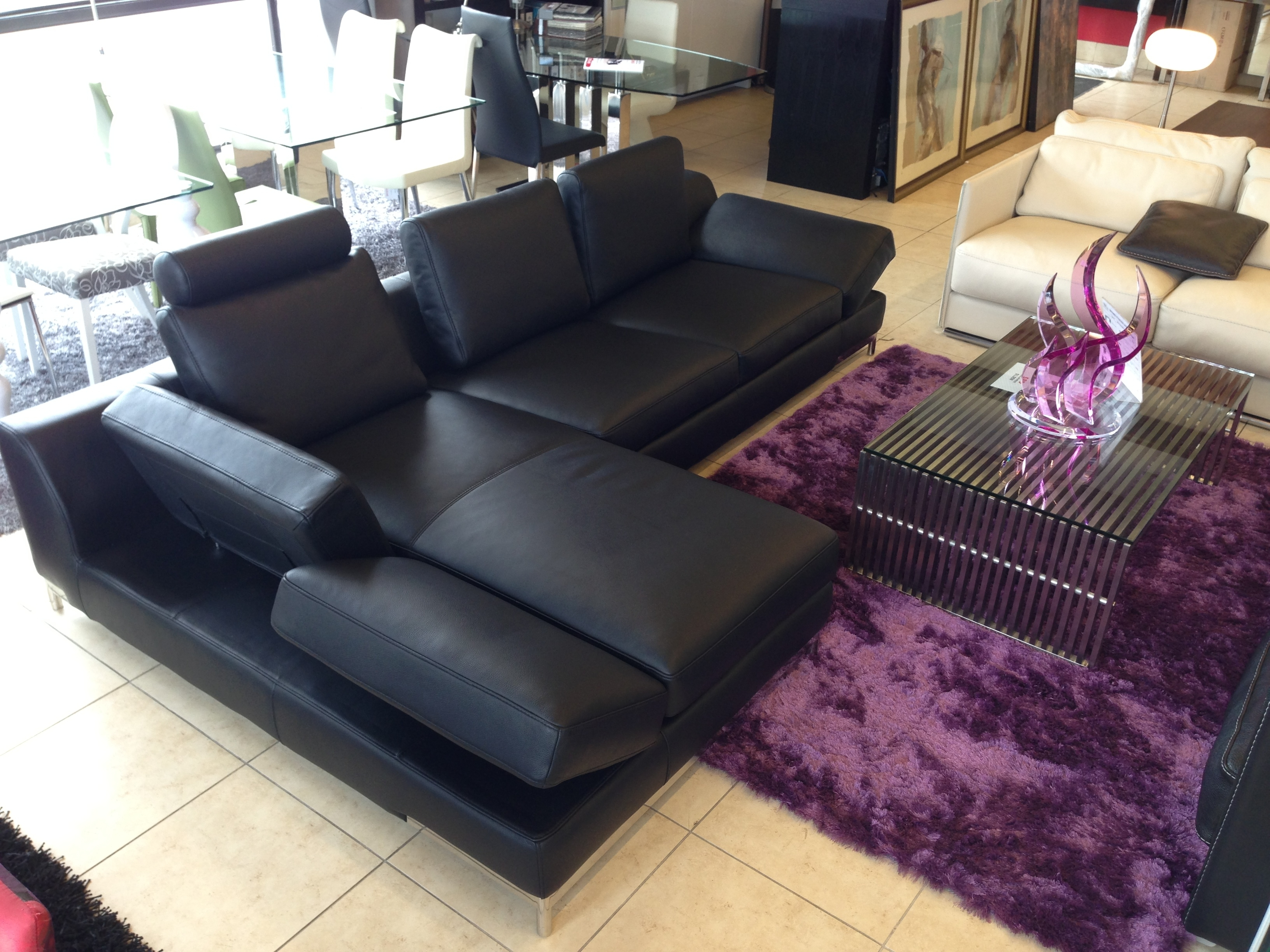 New Leather #sectional #sofa @ Furniture Toronto   700 Kipling Ave In Ontario Sectional Sofas (Photo 10 of 10)