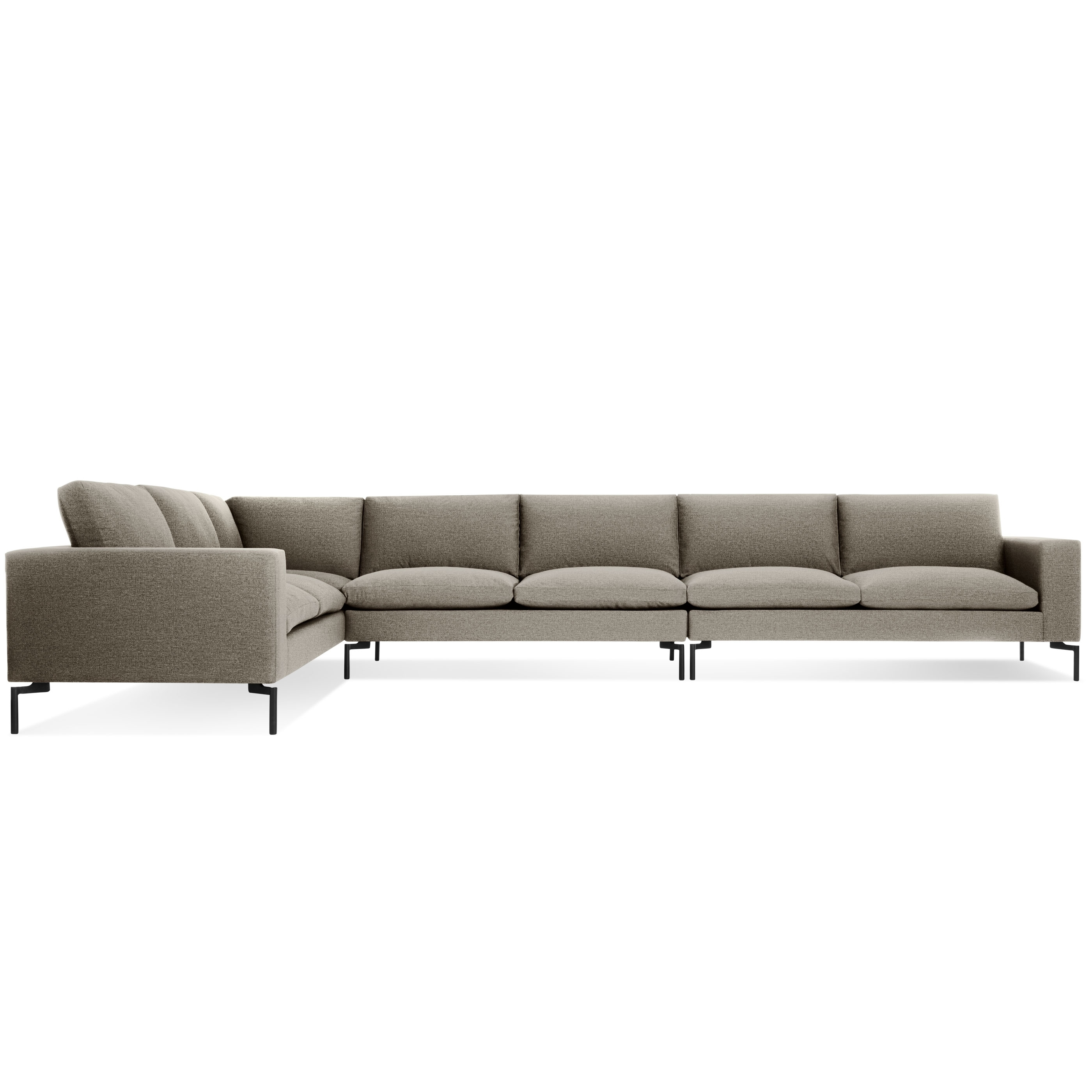 New Standard Large Sectional Sofa   Large Sofas | Blu Dot Inside Newfoundland Sectional Sofas (Photo 6 of 10)