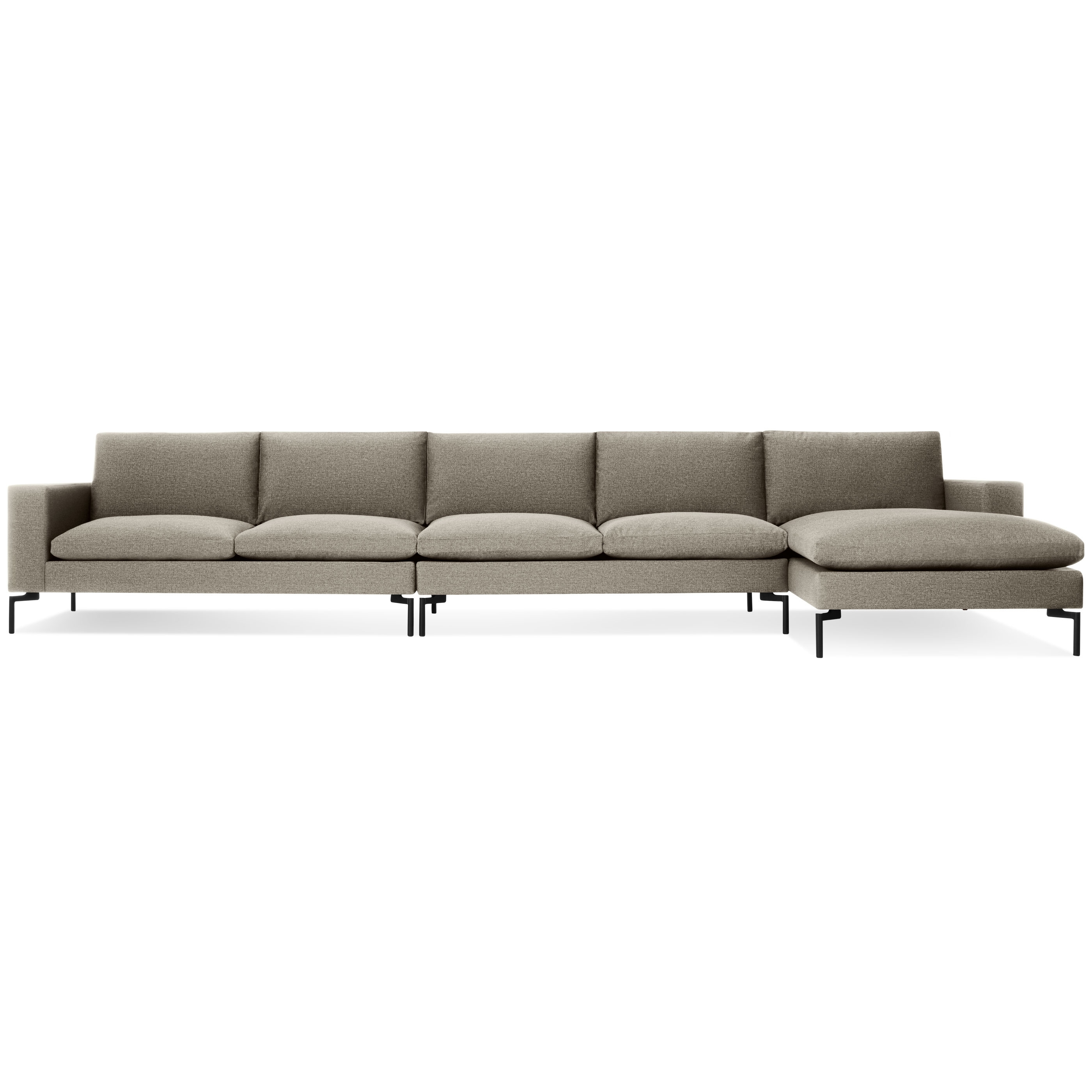 New Standard Medium Sectional Sofa   Modern Sectional Sofas | Blu Dot Inside Newfoundland Sectional Sofas (Photo 5 of 10)