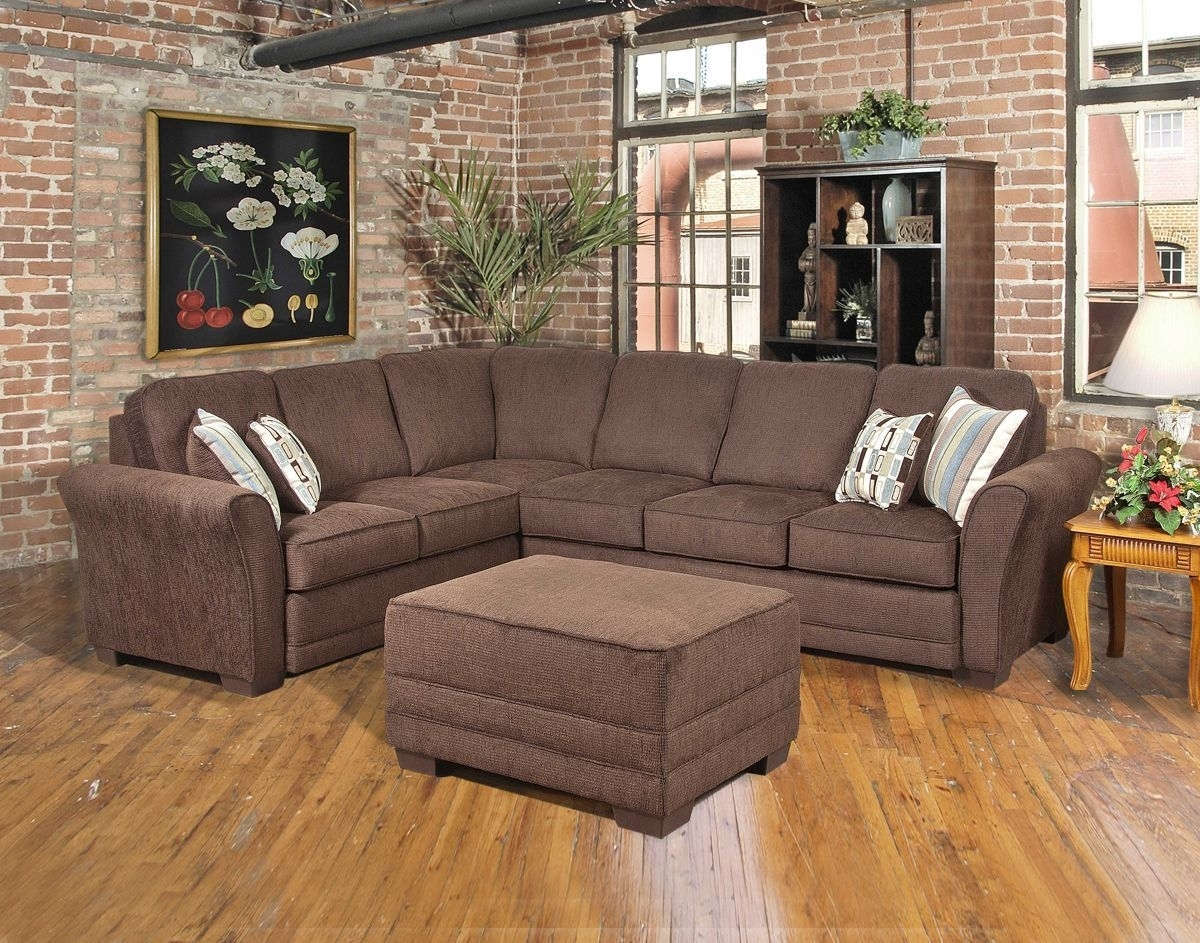 New Style Now On Display. Another Great Sectional With Serta throughout Sectional Sofas In Stock (Image 5 of 10)