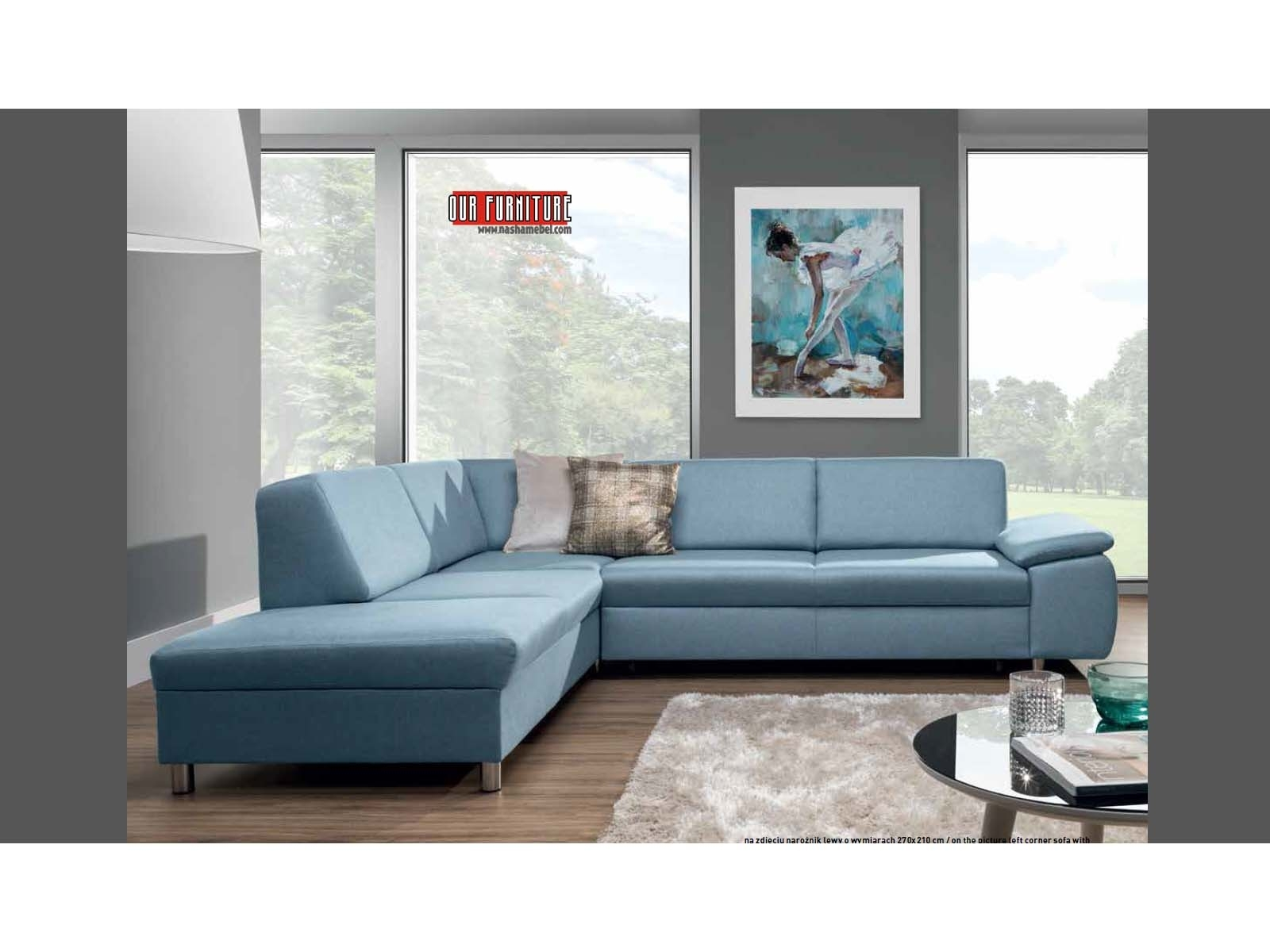 Niagara(St)Sectional Sofa Bed. Throughout Niagara Sectional Sofas (Photo 5 of 10)
