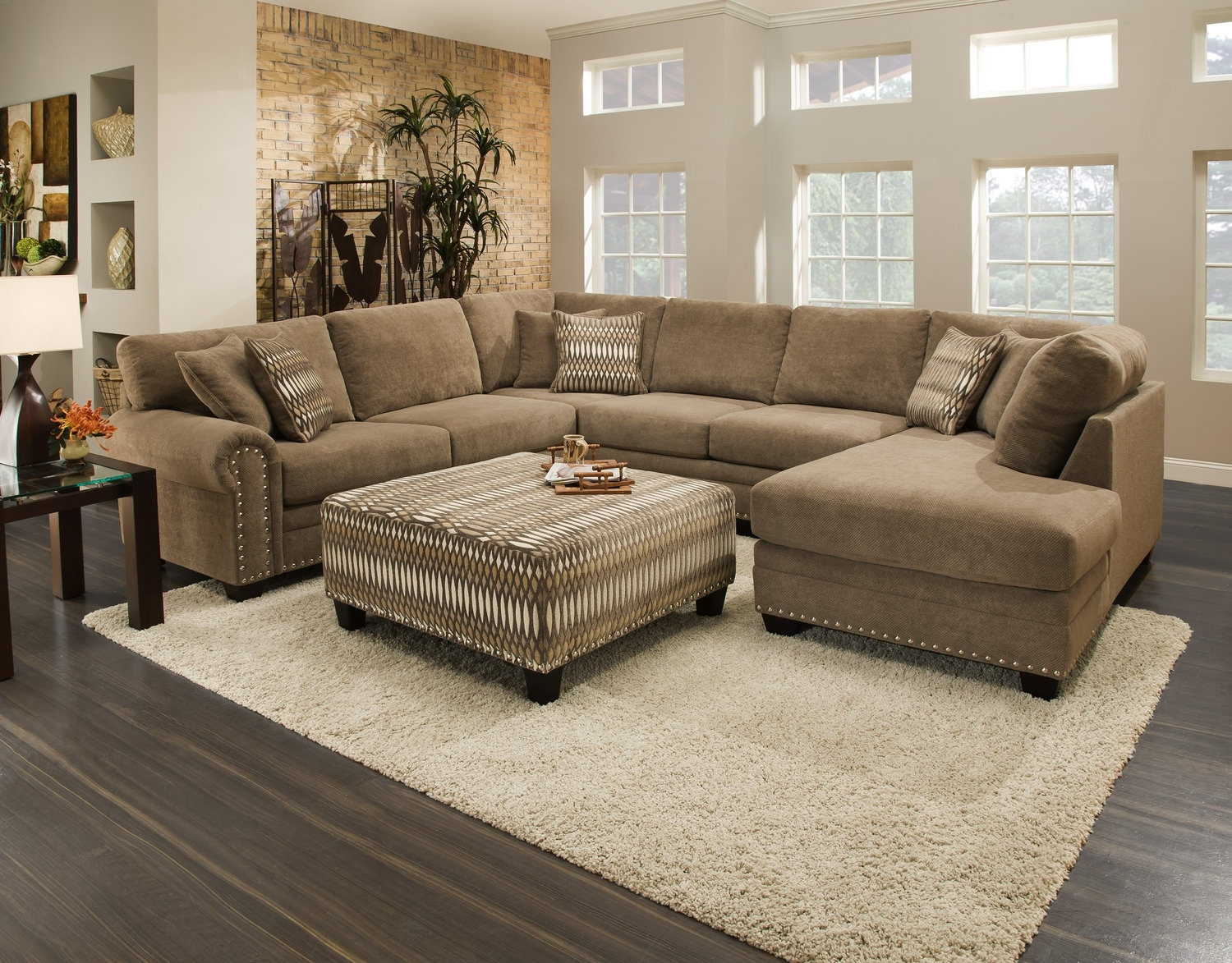 Oates 3 Piece Sectional | Home Sweet Home | Pinterest | Cocktail with Minneapolis Sectional Sofas (Image 4 of 10)