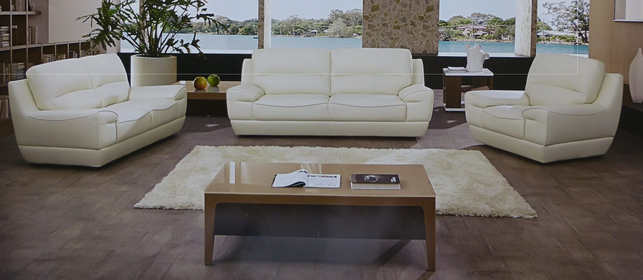 Off White Leather Sofa 77 With Off White Leather Sofa | Bcctl pertaining to Off White Leather Sofas (Image 7 of 10)