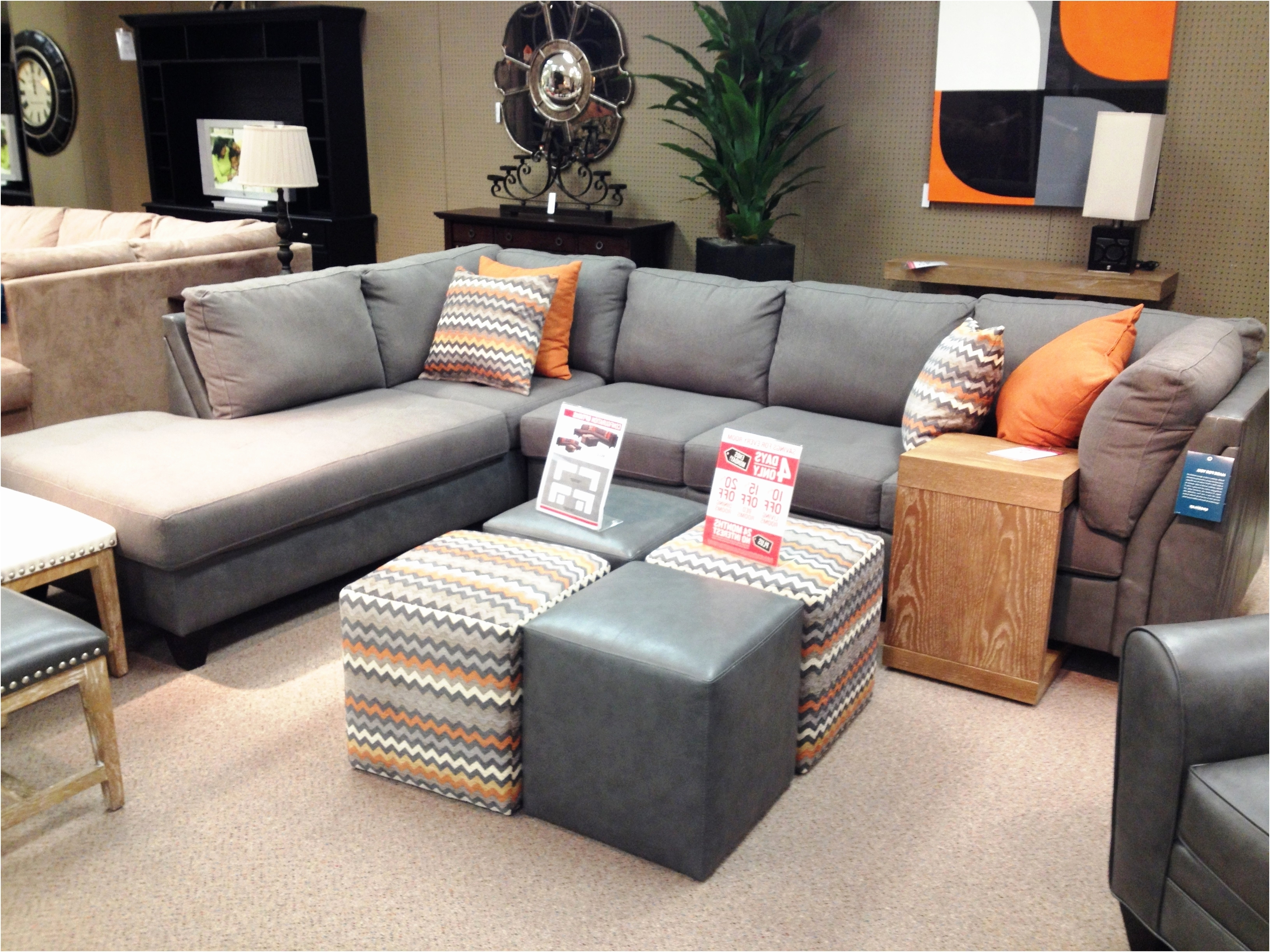 2019 Popular Canada Sale Sectional Sofas