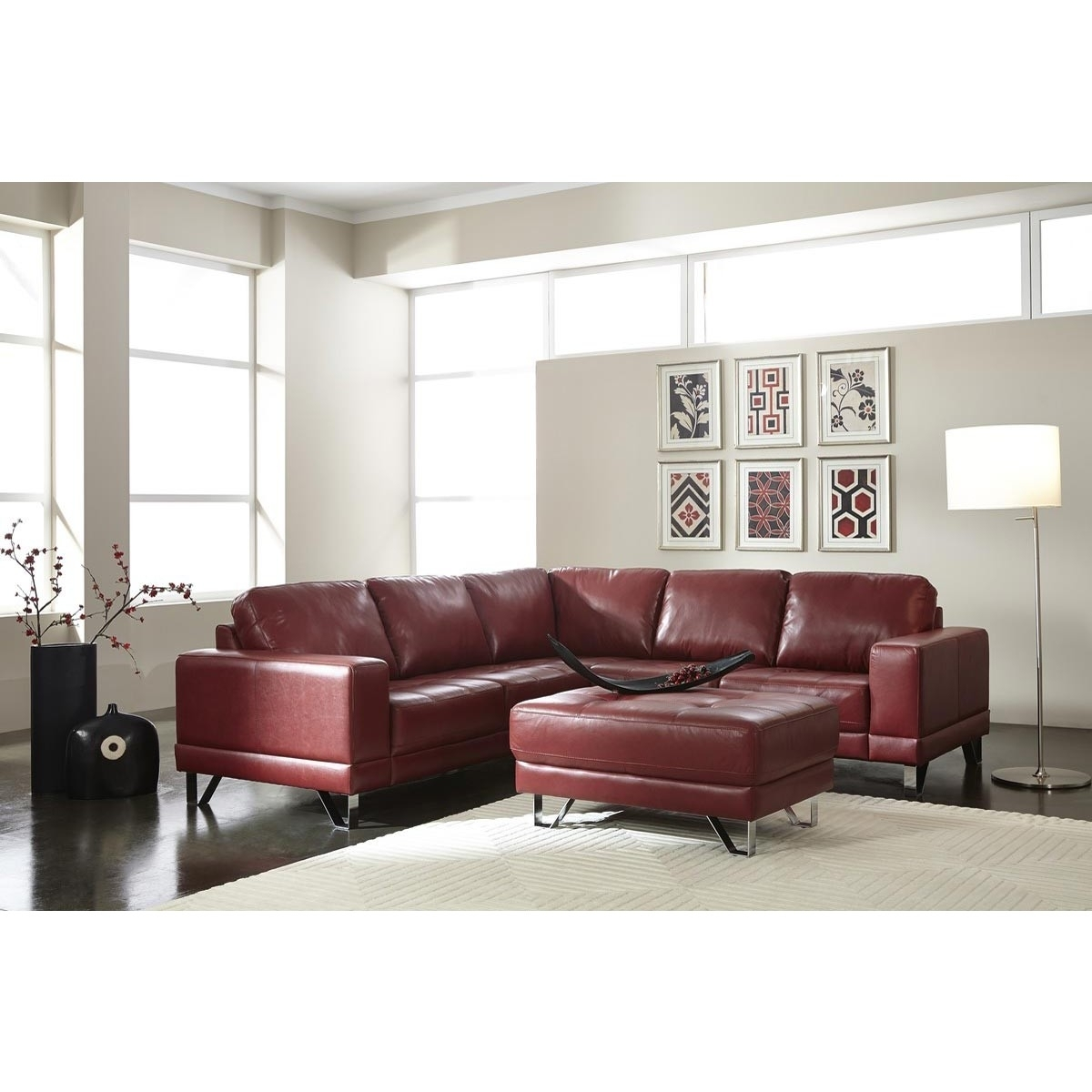 Palliser Seattle Sectional From $1,768.00Palliser | Danco Modern with regard to Seattle Sectional Sofas (Image 5 of 10)