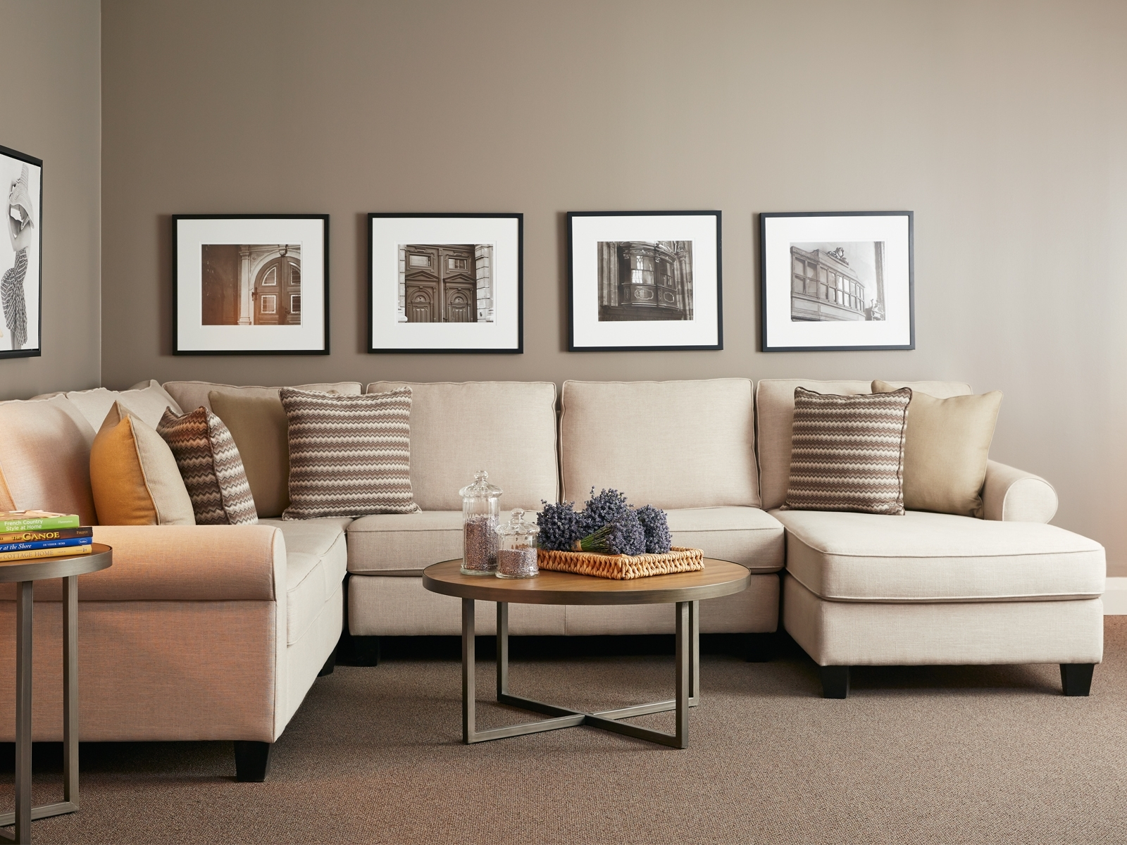 Parker | Brentwood Classics for Ontario Canada Sectional Sofas (Image 8 of 10)