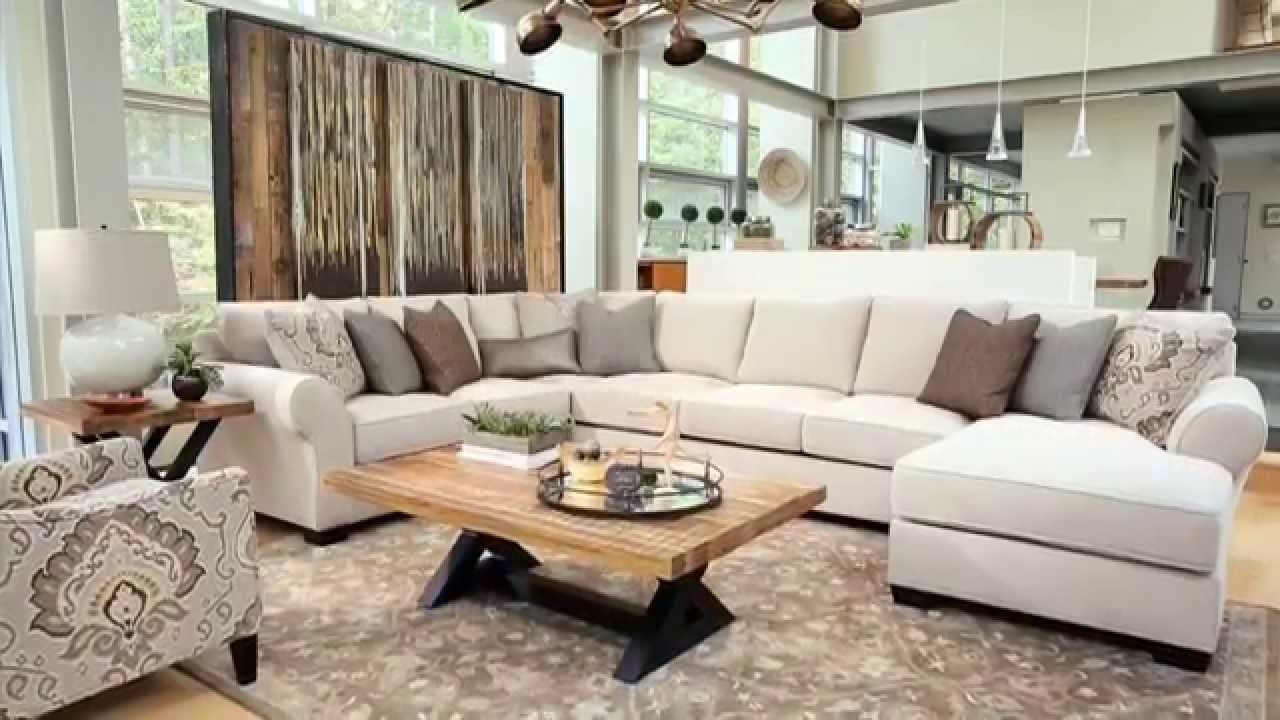 Popular Photo of Sectional Sofas At Ashley Furniture