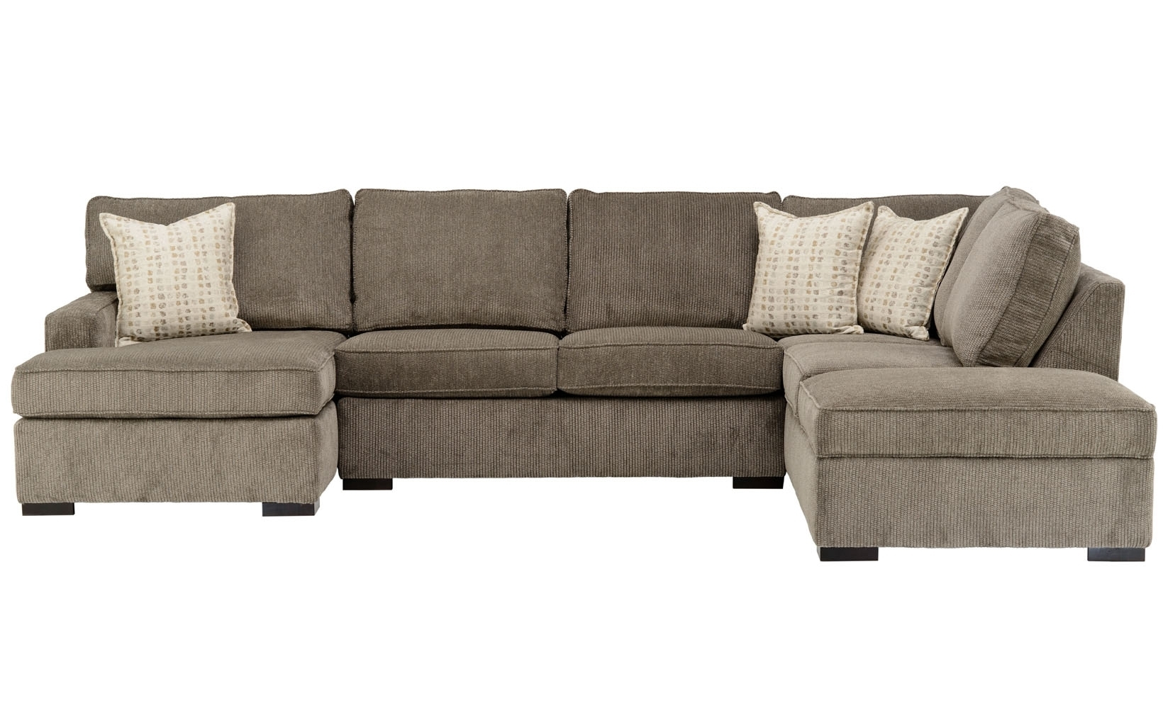 Raphael Sectional | Schneiderman's Furniture Minneapolis + St. Paul intended for Minneapolis Sectional Sofas (Image 5 of 10)
