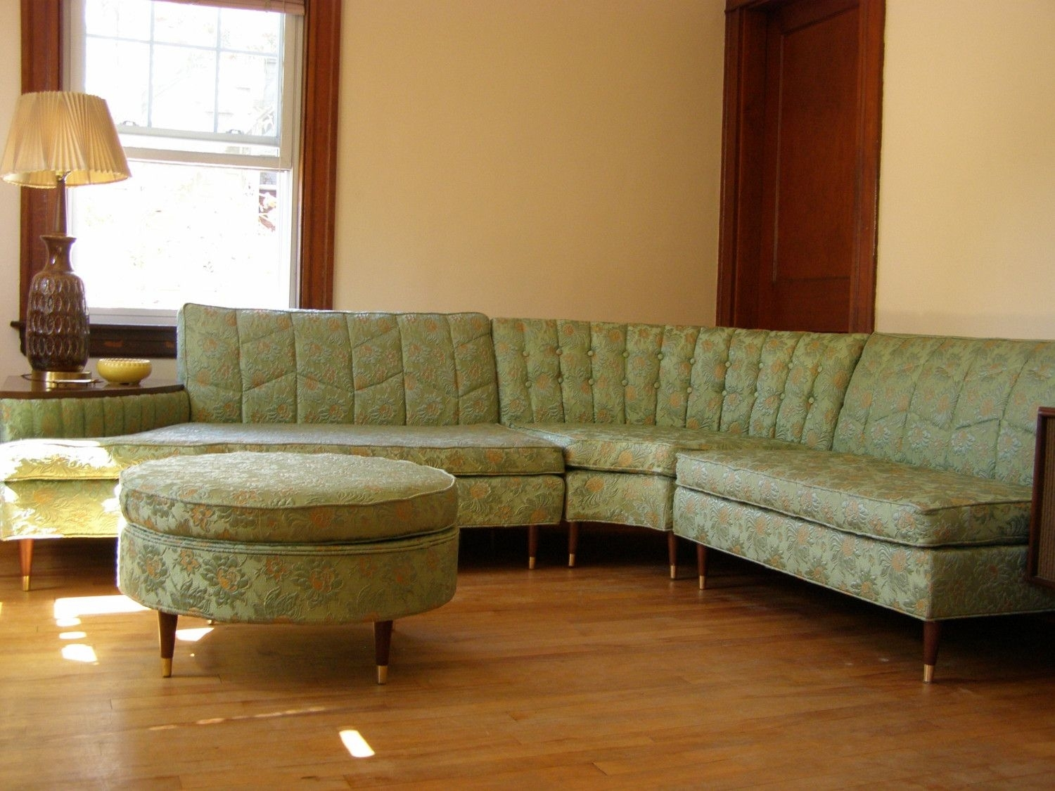 Retro Couches | New Years Sale Vintage Sectional Sofa With Built With Vintage Sectional Sofas (View 2 of 10)