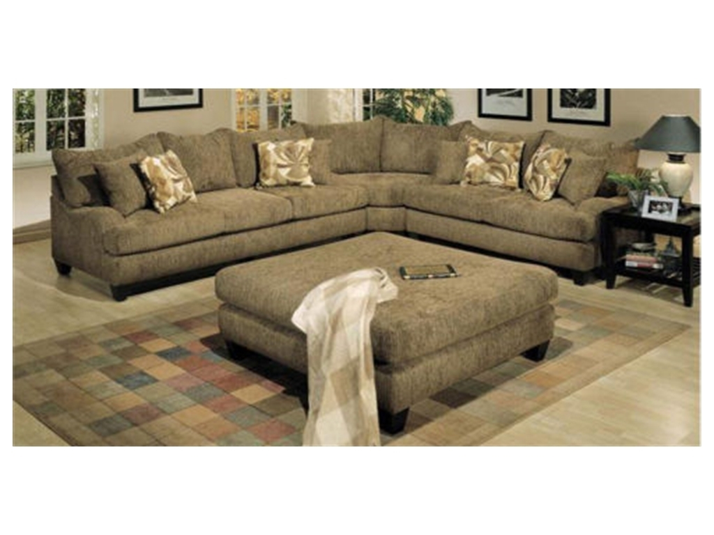 Robert Michael Living Room Sectional Long Street-Sect - Stacy for Ventura County Sectional Sofas (Image 6 of 10)