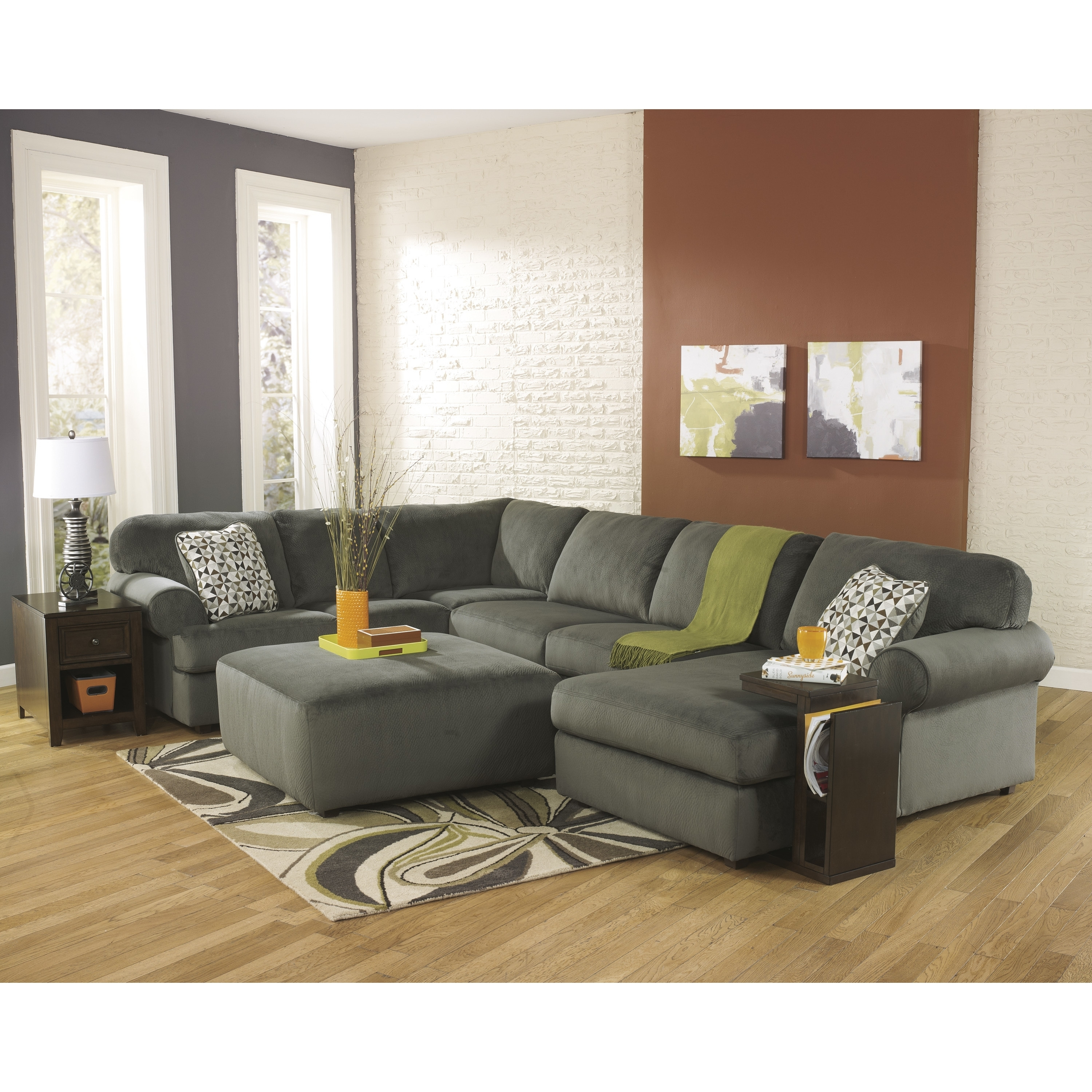 Sears Sectional Sleeper Sofa • Sectional Sofa regarding Craftsman Sectional Sofas (Image 8 of 10)