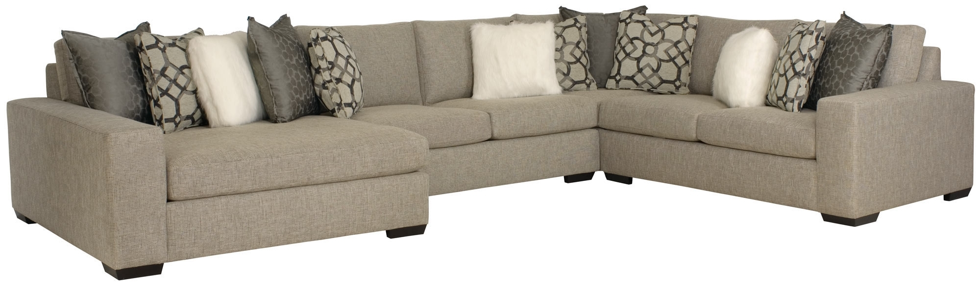Sectional | Bernhardt for Orlando Sectional Sofas (Image 10 of 10)