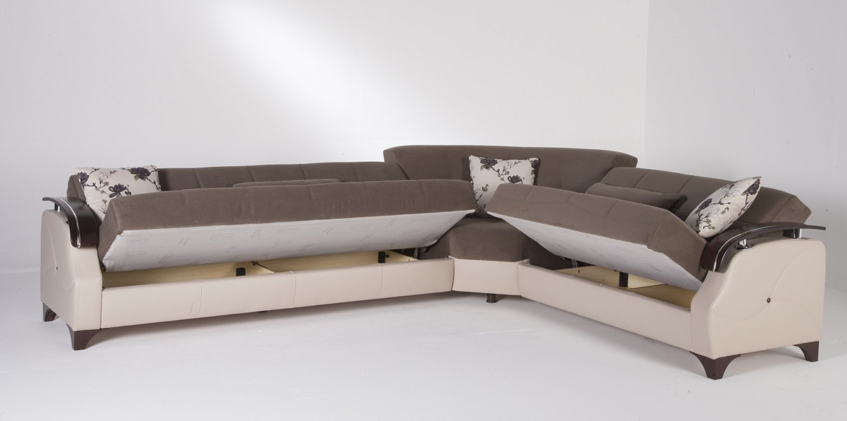 Sectional Sofa Bed - S3Net - Sectional Sofas Sale : S3Net With inside Sectional Sofas With Storage (Image 5 of 10)