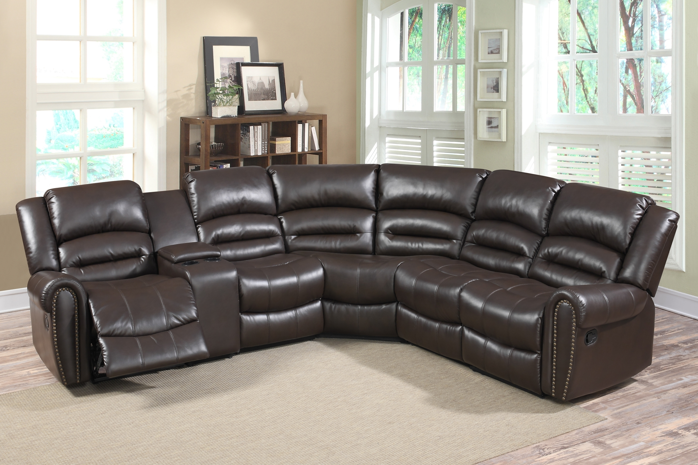 Sectional Sofa : Custom Sectional U Shaped Sectional Large Sectional for Reclining U Shaped Sectionals (Image 10 of 15)