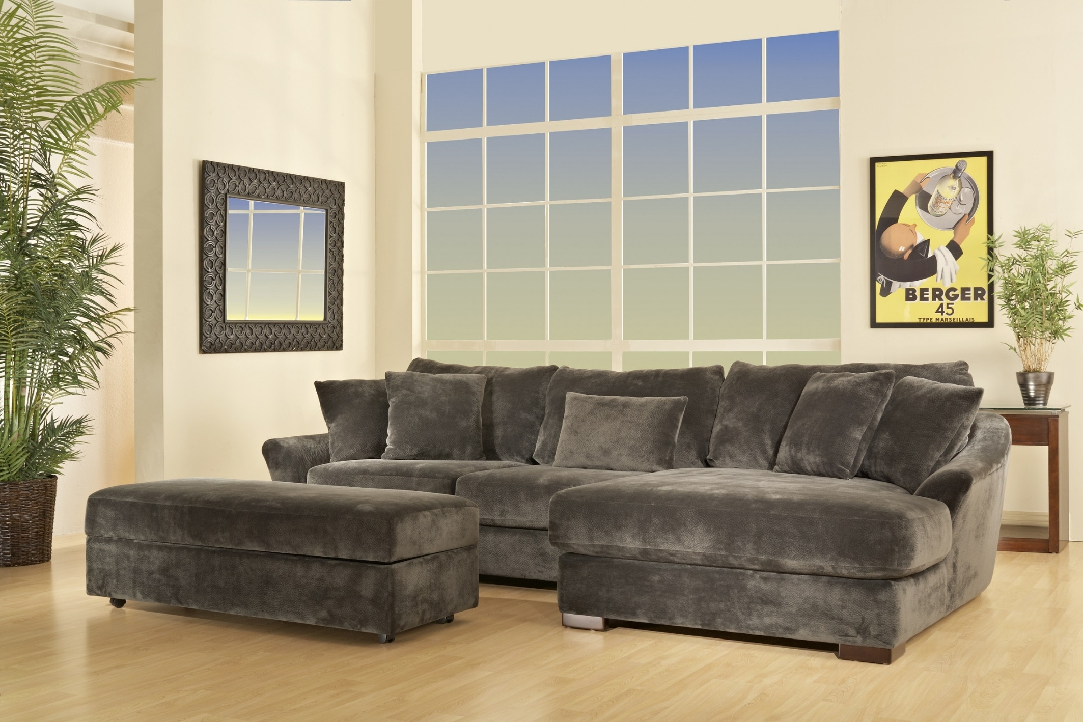 Popular Photo of Sectional Sofas At Atlanta