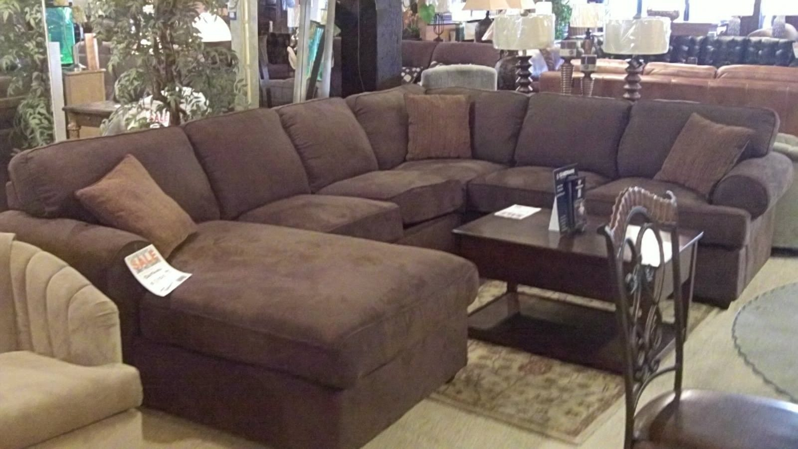 Sectional Sofa Design: Oversized Sectional Sofas Recliners Sale with regard to Oversized Sectional Sofas (Image 8 of 10)