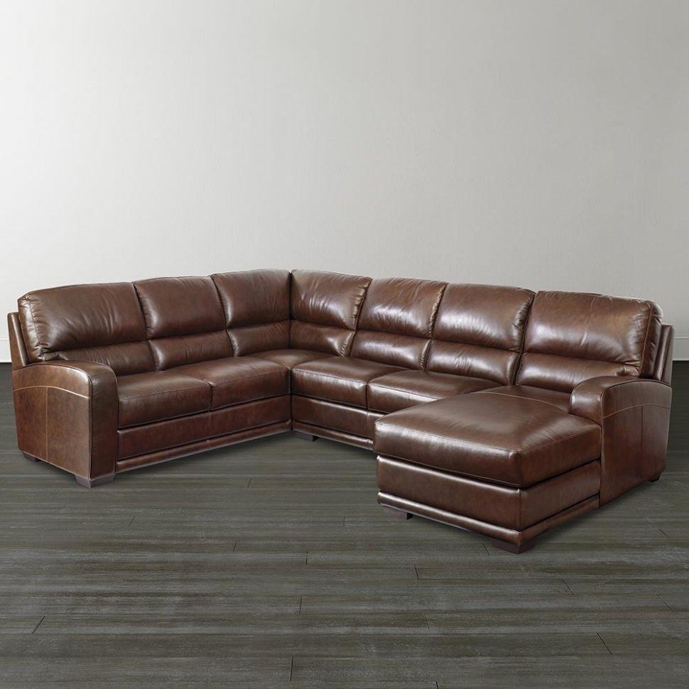 Featured Photo of U Shaped Leather Sectional Sofas