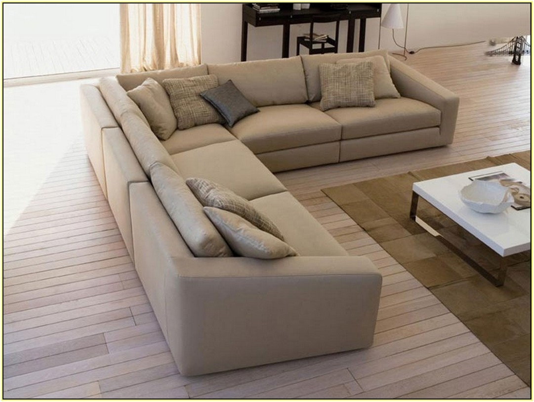 Sectional Sofa : Large Reclining Sectional Sectional Sofas Canada Pertaining To Sectional Sofas In Canada (View 8 of 10)