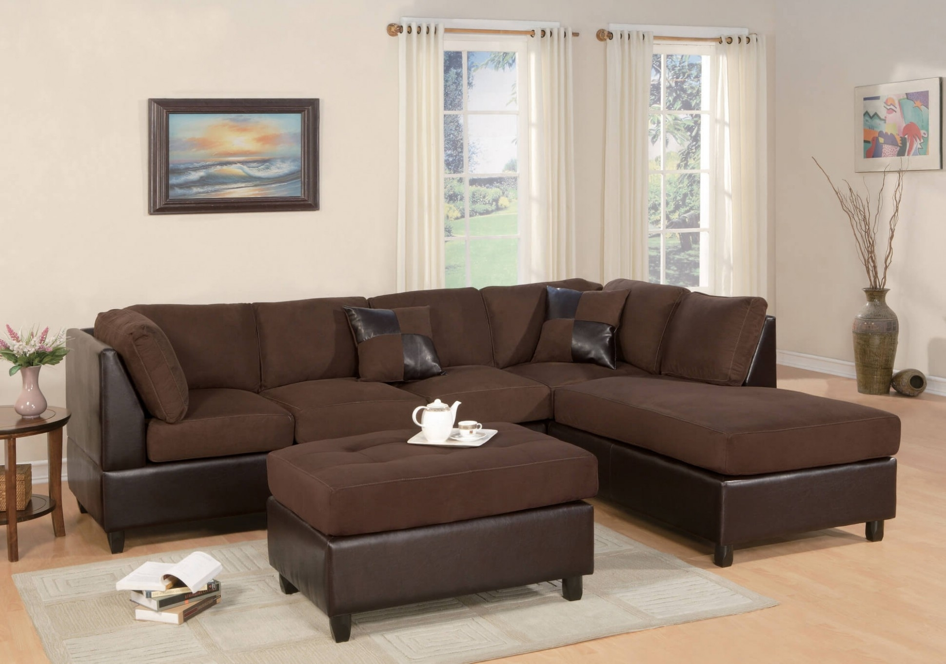 Sectional Sofa : Modern Sofa Bed Discount Sectional Sofas Pb Comfort Inside Sectional Sofas At Chicago (View 10 of 15)