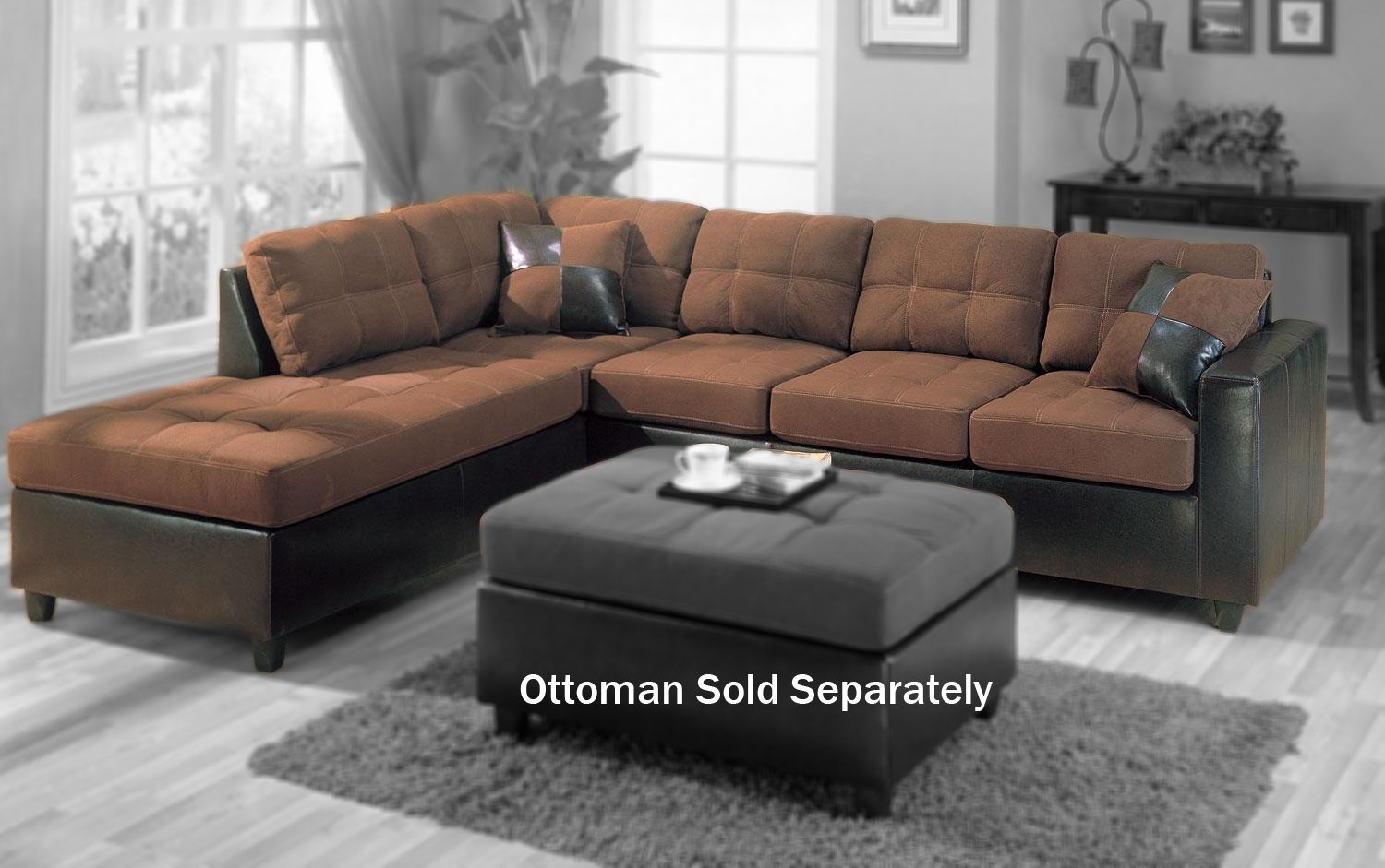Sectional Sofa : U Shaped Couch Deep Leather Armchair Wide Sofa Deep in Deep U Shaped Sectionals (Image 12 of 15)