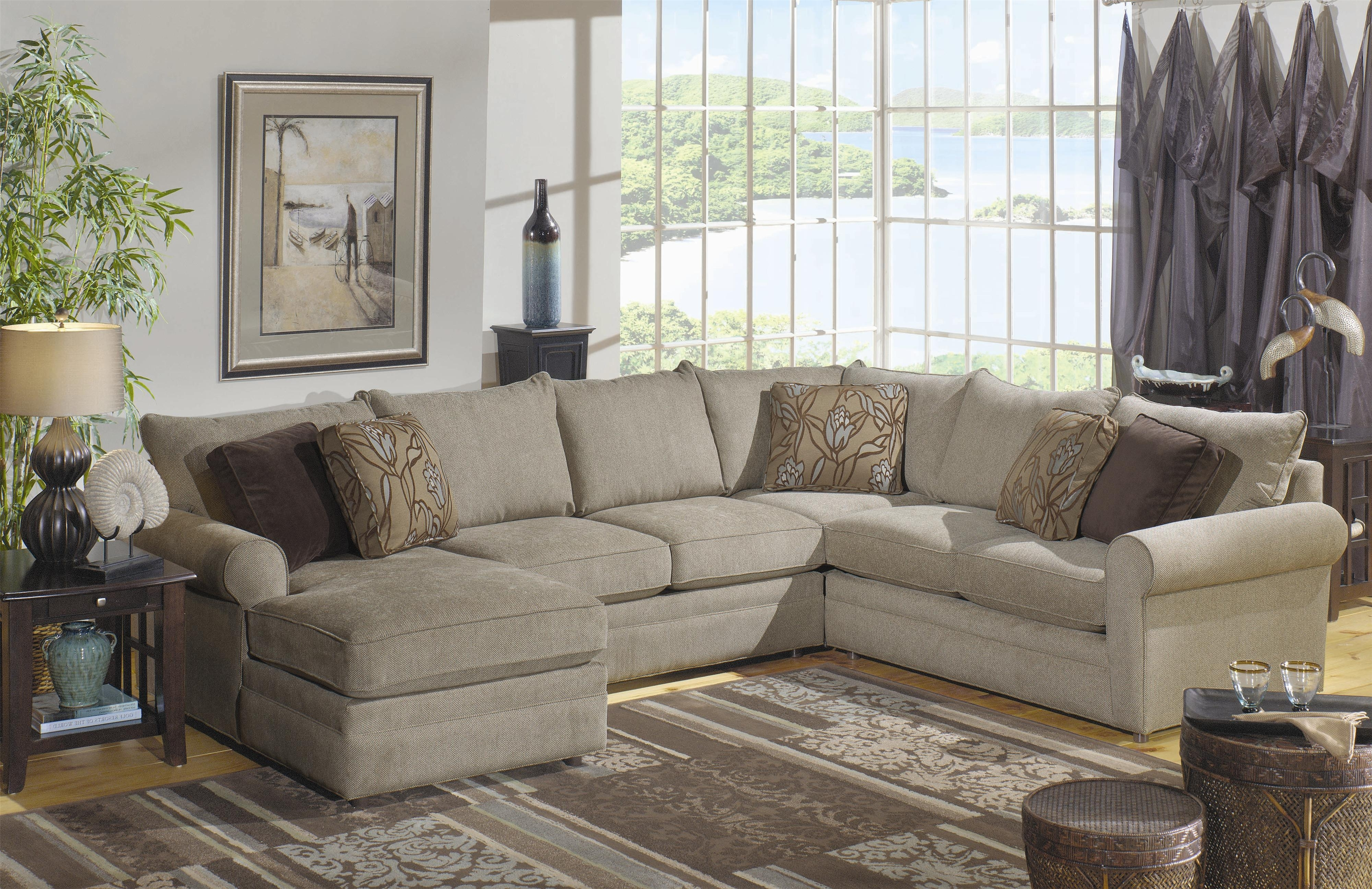 Sectional Sofa With Left Side Chaise | For The Home | Pinterest With Hickory Nc Sectional Sofas (View 3 of 10)