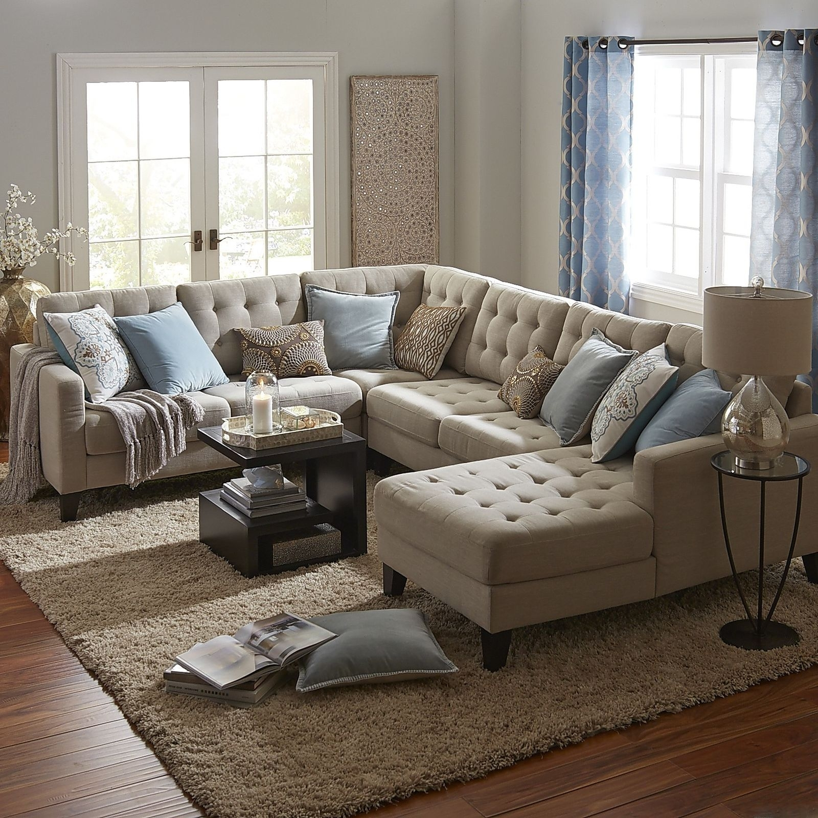 Sectional Sofas. Epic Sectional Sofas 89 Living Room Sofa within Sectional Sofas (Image 6 of 10)