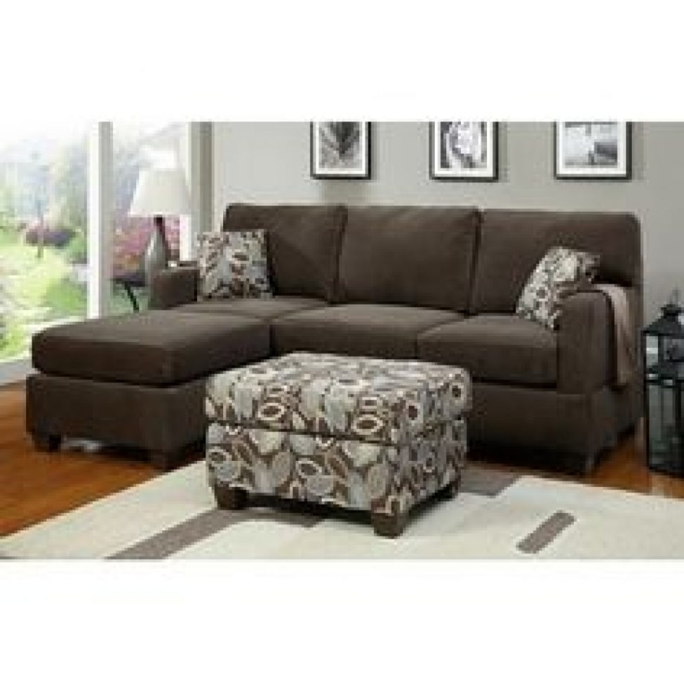 Sectional Sofas: Smaller Sectional Type Sofa For Small Spaces pertaining to Sectional Sofas at Sears (Image 14 of 15)