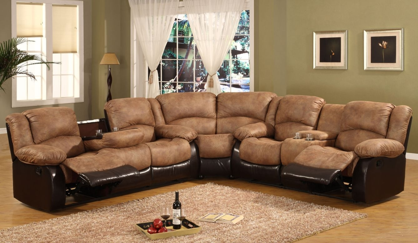 Sectional Sofas With Cup Holders – Nrhcares Inside Sectional Sofas With Cup Holders (View 6 of 10)