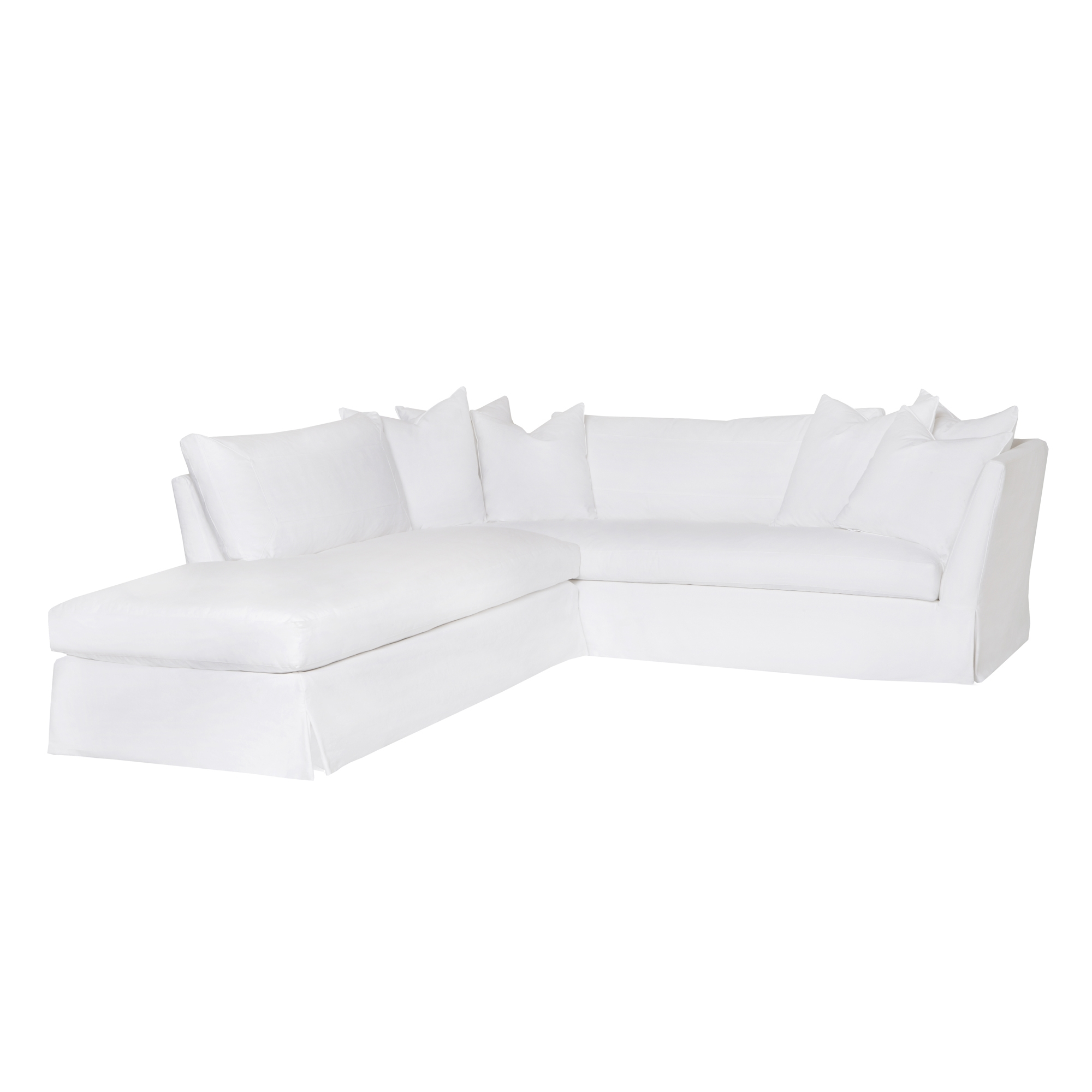 Seda Sectional | Villa Vici Contemporary Furniture Store And Pertaining To New Orleans Sectional Sofas (View 6 of 10)