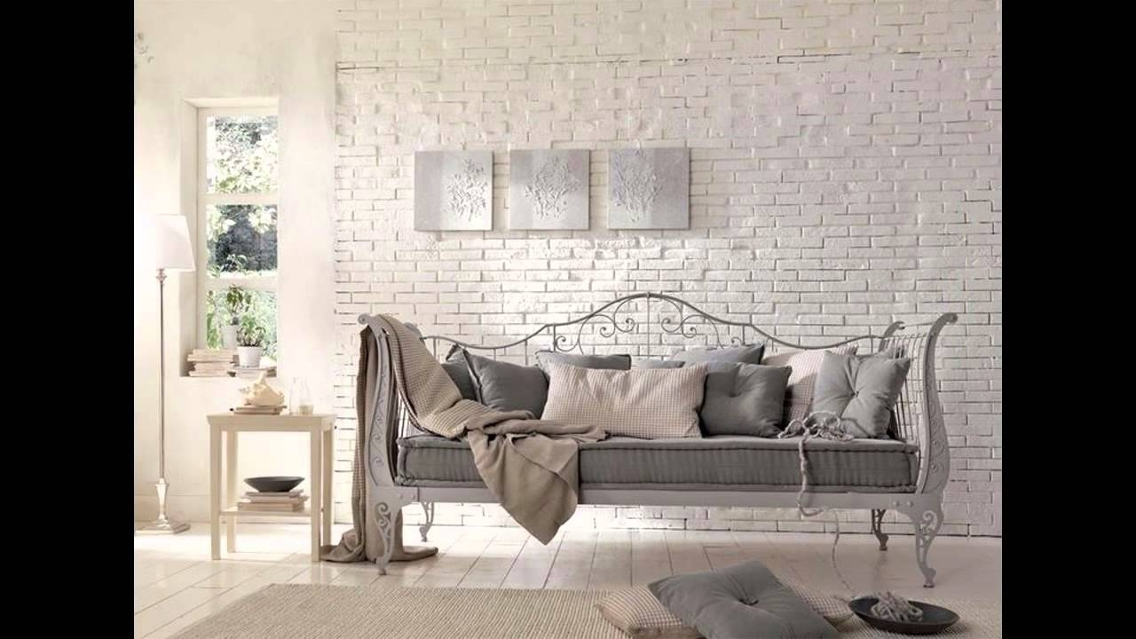 Shabby Chic Sofa Ideas - Youtube for Shabby Chic Sofas (Image 9 of 10)