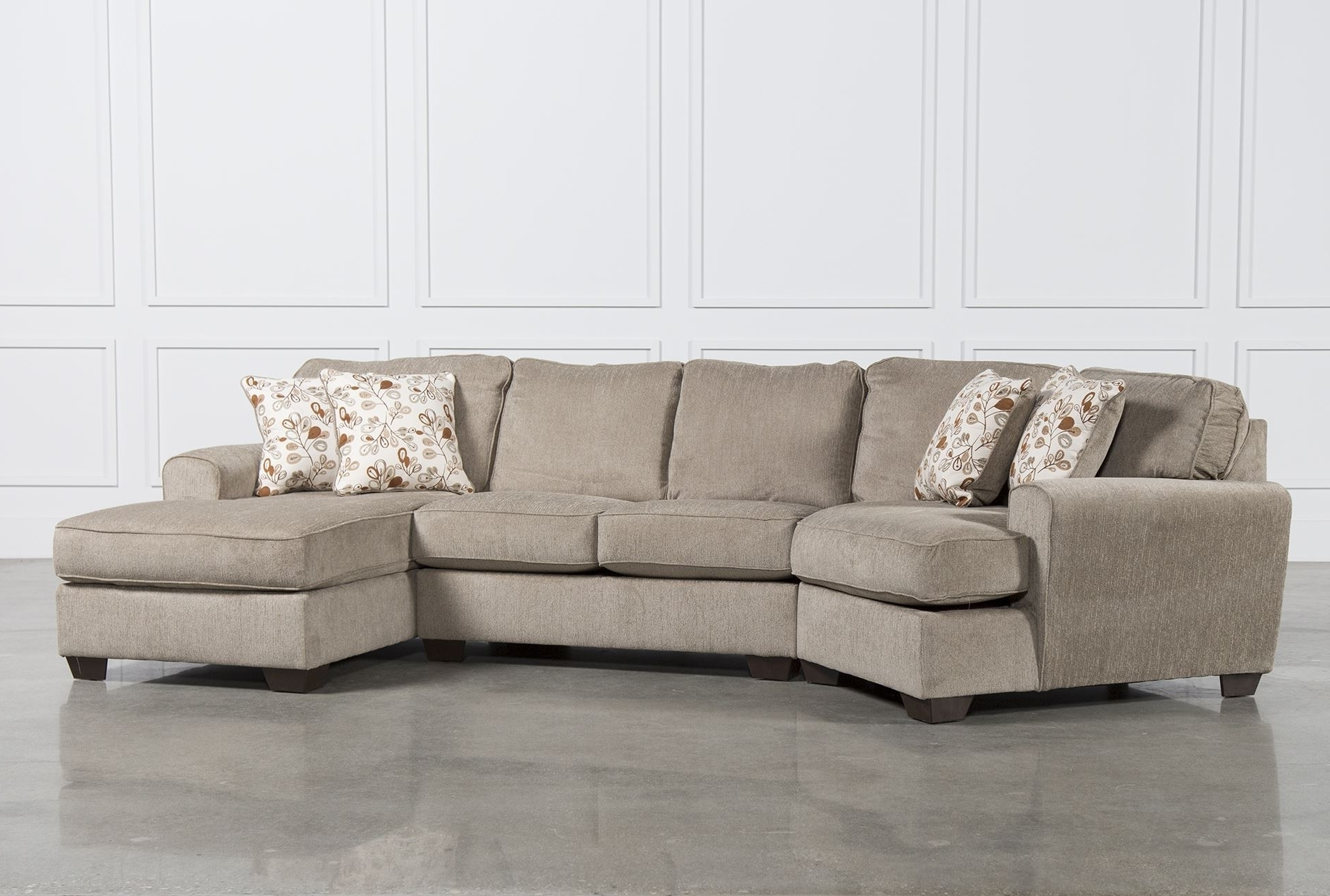 Showing Photos Of Sectionals With Cuddler And Chaise (View 8 Of 15 Within Sectional Sofas With Cuddler Chaise (View 9 of 10)