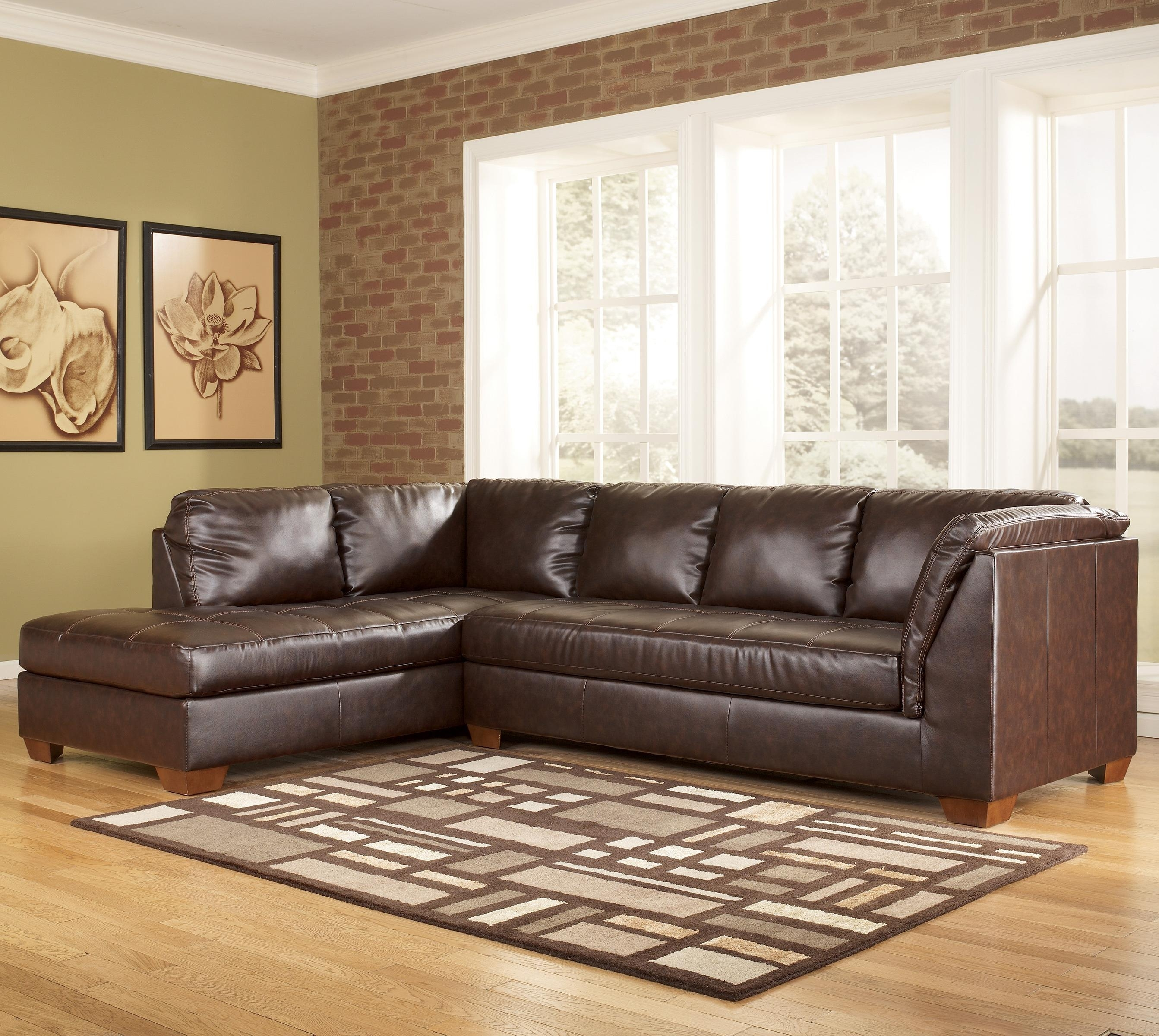 Signature Designashley Fairplay Durablend® Contemporary throughout Jacksonville Nc Sectional Sofas (Image 9 of 10)