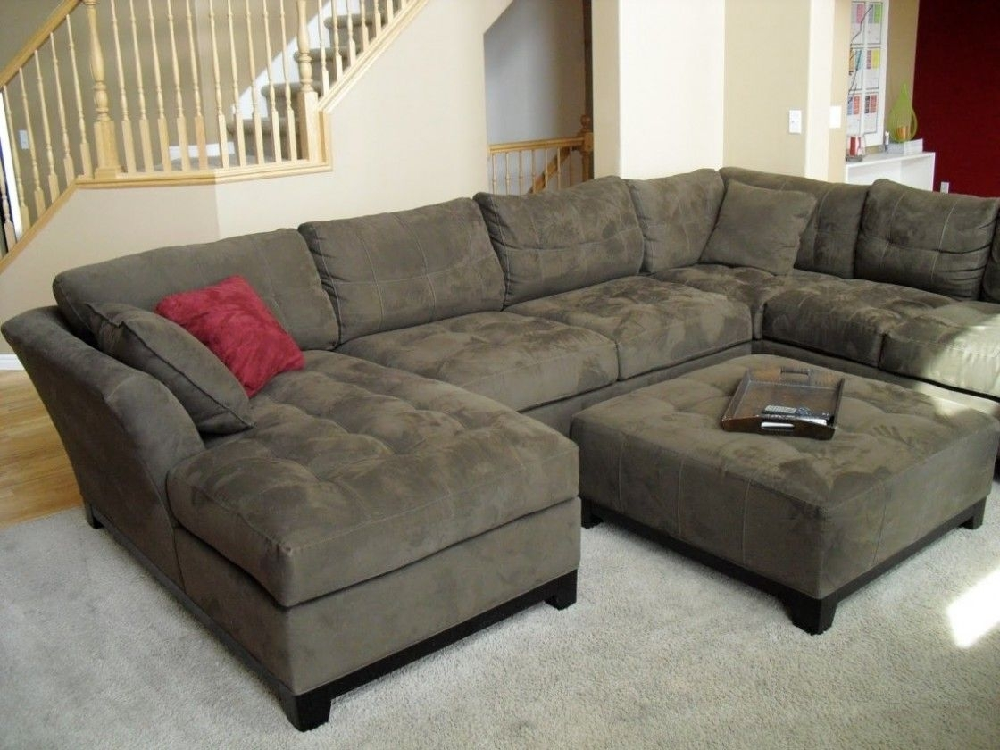 Simple Living Room Decorating Ideas With Cheap U Shaped Fabric pertaining to On Sale Sectional Sofas (Image 9 of 10)