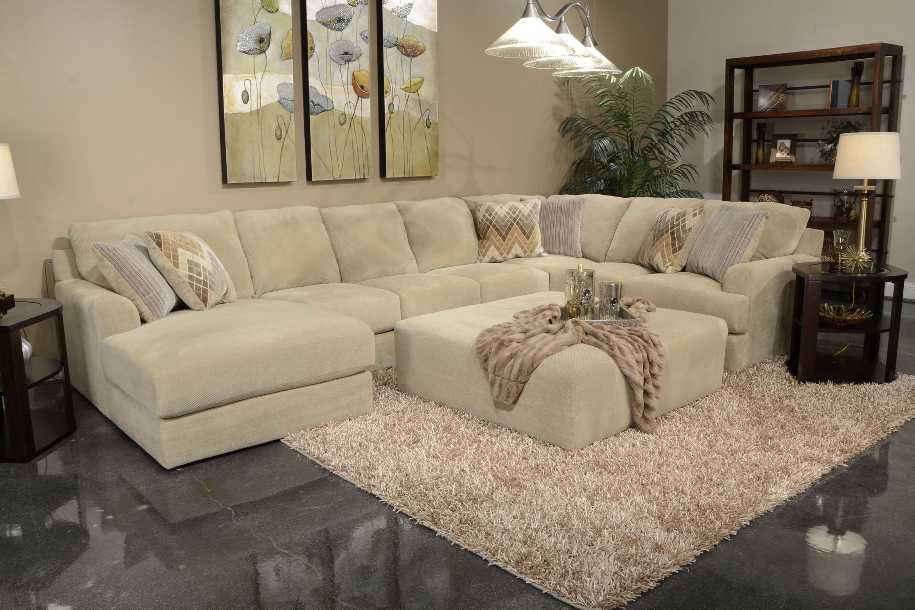 Six Seat Sectional Sofajackson Furniture | Wolf And Gardiner with Michigan Sectional Sofas (Image 6 of 10)