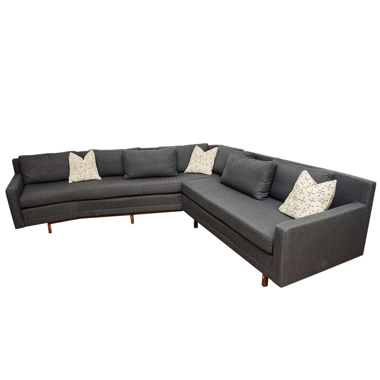 Sleek Sectional Sofas | Thecreativescientist inside Sleek Sectional Sofas (Image 9 of 10)