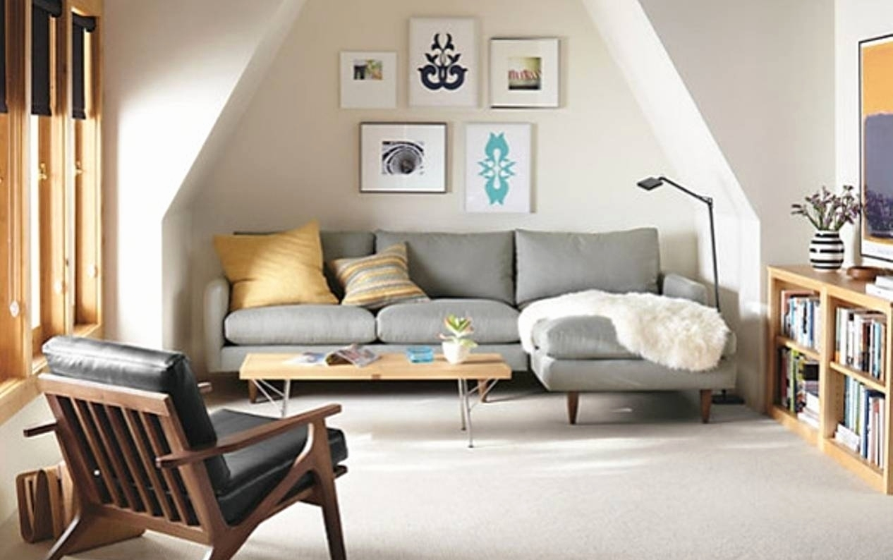 Small Space Sectional Sofa Elegant Inspirational Small Space within Small Spaces Sectional Sofas (Image 9 of 10)