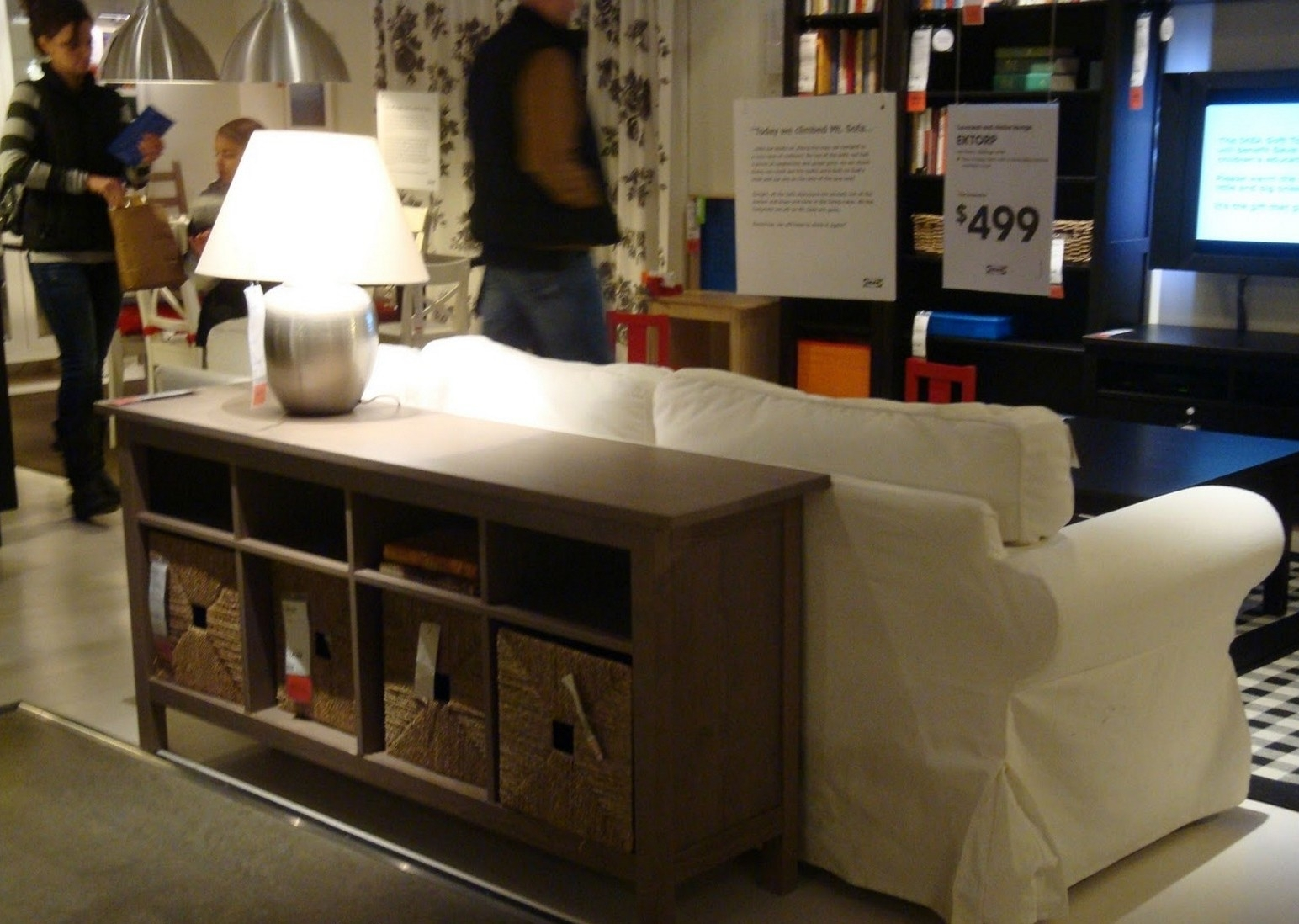 Sofa : 79 Wonderful Sofa Table Images Ideas Sofa Table Plans Anna in Sofas With Back Consoles (Image 5 of 10)