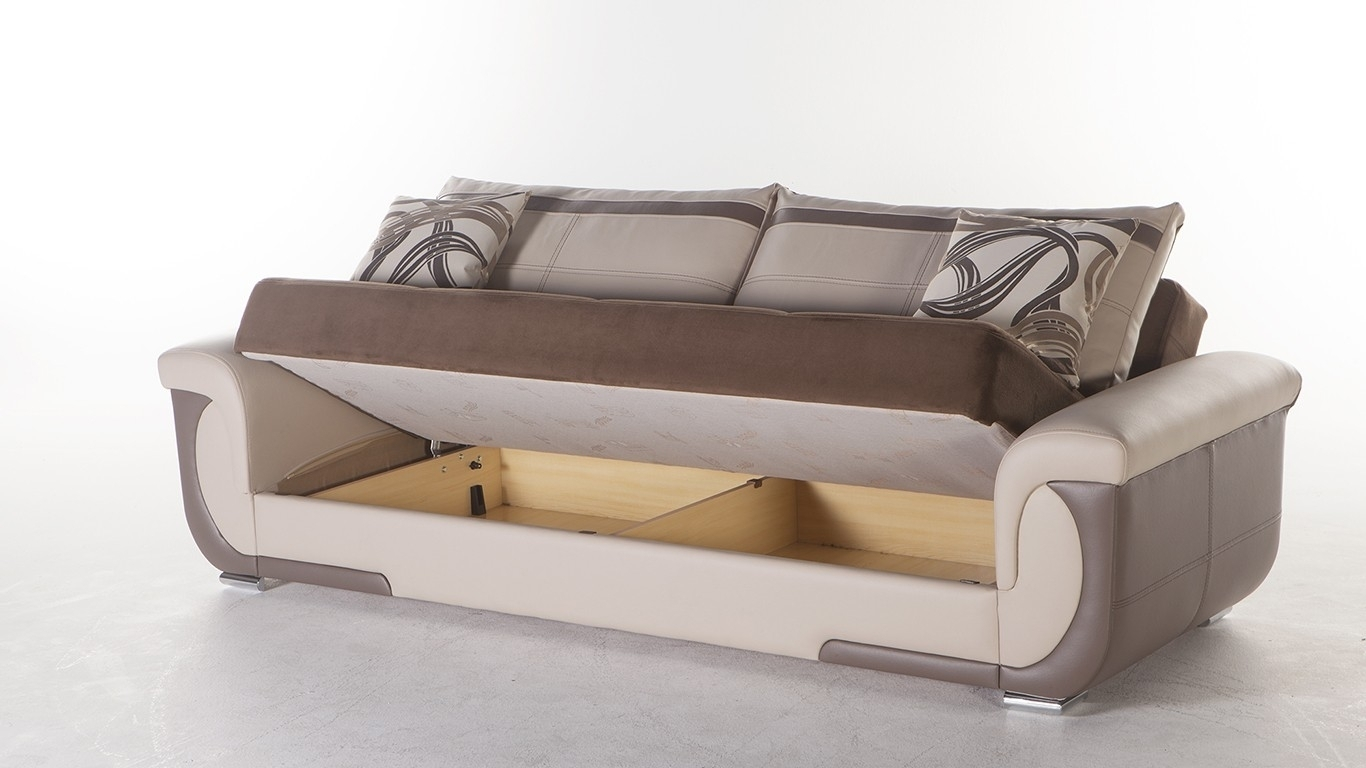 Sofa Bed With Storage • Sofa Bed Pertaining To Storage Sofas (View 10 of 10)
