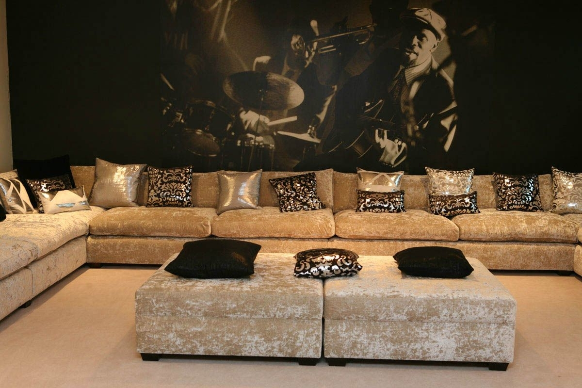 Sofa Design, Designers Of Luxury Sofas And Makers Of Bespoke And for Luxury Sofas (Image 8 of 10)