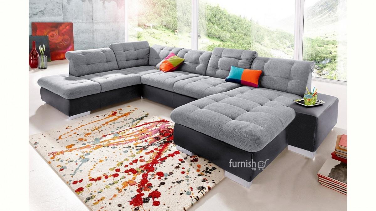 Sofa : Modern Sectional Sofas Leather Corner Sofa Tub Sofa Elegant with regard to Modern U Shaped Sectionals (Image 10 of 15)