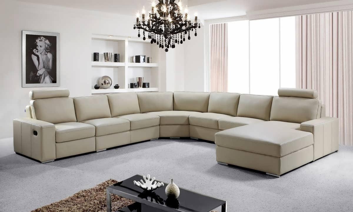 Sofa : Nice U Shaped Sofa Set Designs U Shaped Sofa Set Designs with regard to Modern U Shaped Sectionals (Image 11 of 15)