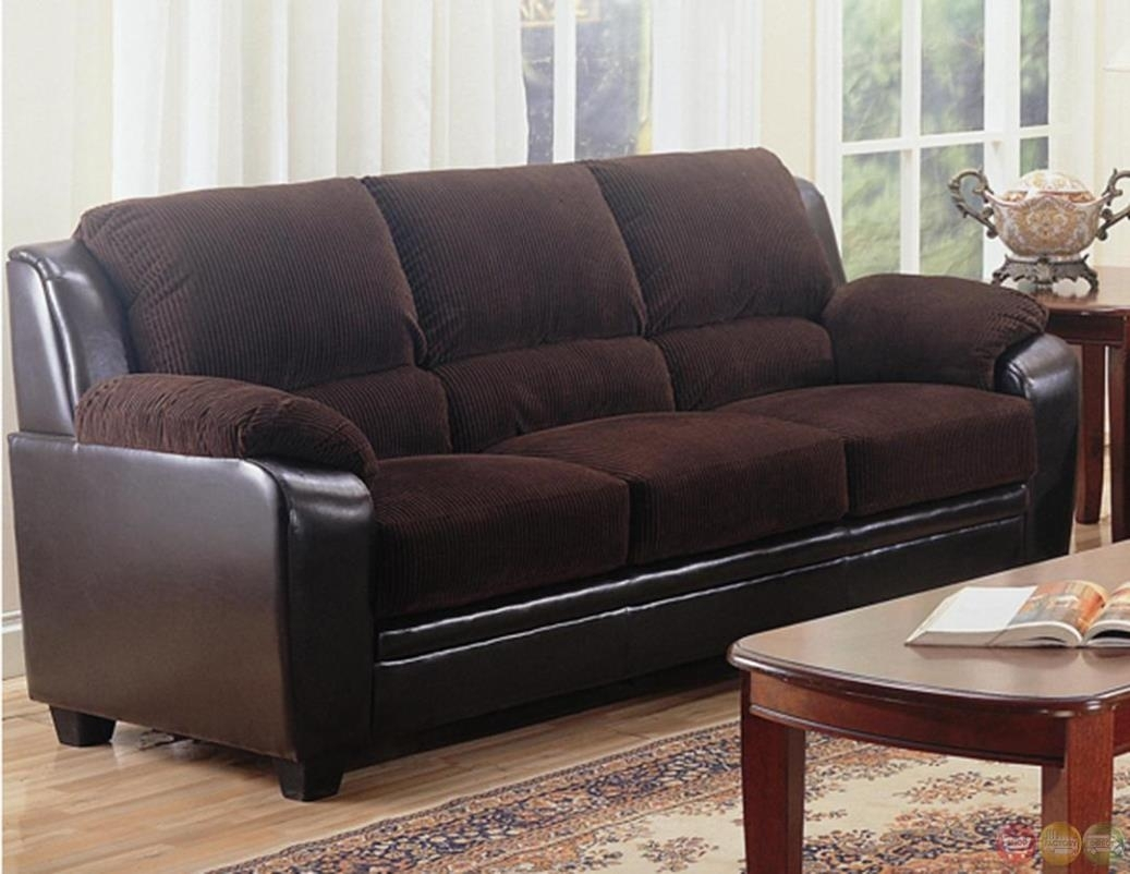 Sofa : Sleeper Sofa With Matching Reclining Loveseat White Loveseats with Loveseats With Ottoman (Image 14 of 15)