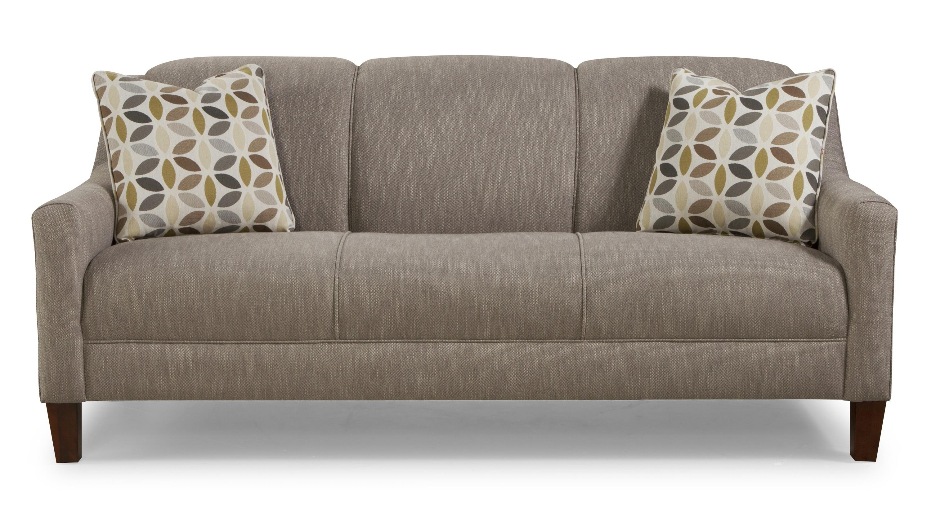 Sofa: Stylish Apartment Size Sofas Sofas Under 80 Inches, Vaughn within Apartment Sofas (Image 9 of 10)