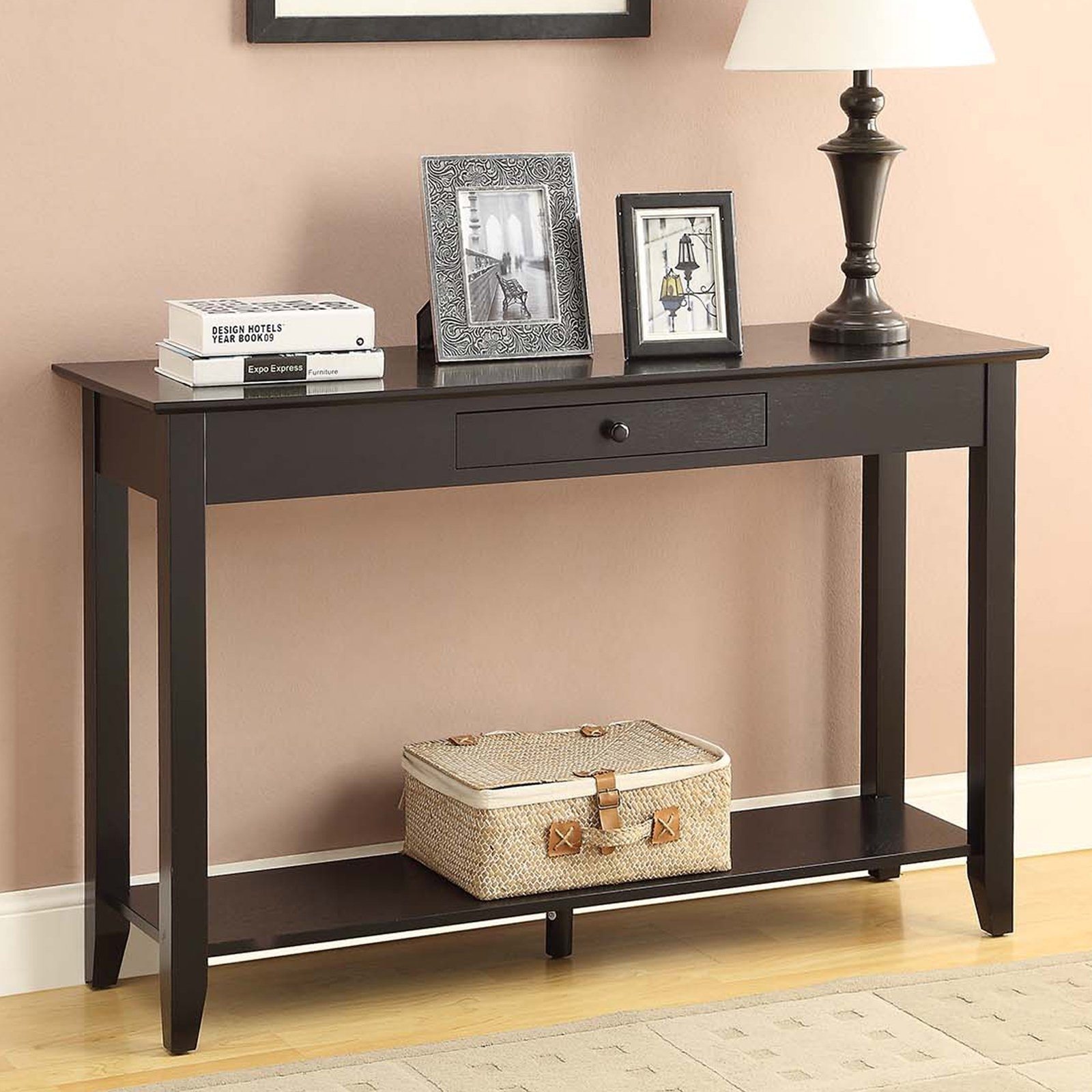 Sofa Tables And Consoles Ideas — Cabinets, Beds, Sofas And inside Sofas With Back Consoles (Image 9 of 10)