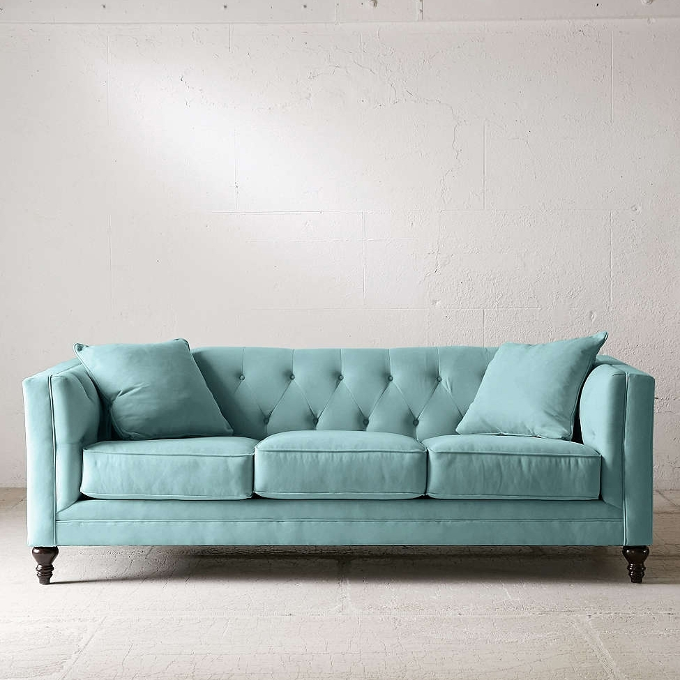 Sofas | Everything Turquoise with regard to Turquoise Sofas (Image 8 of 10)
